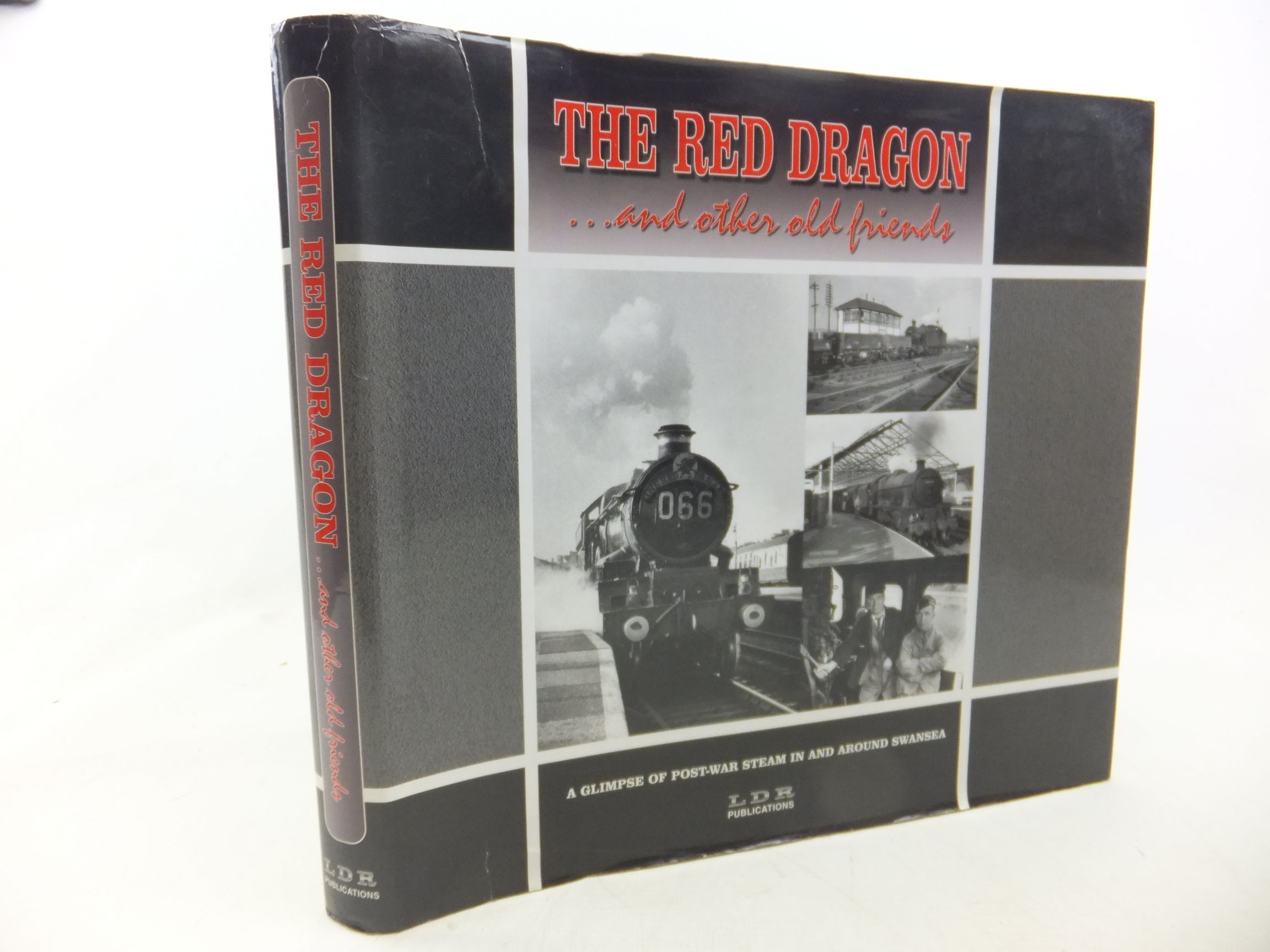 Photo of THE RED DRAGON ... AND OTHER OLD FRIENDS! written by Daniel, Ieuan<br />Haynes, Phil<br />Miles, Brian<br />Williams, Alan published by Ldr Publications (STOCK CODE: 2117830)  for sale by Stella & Rose's Books
