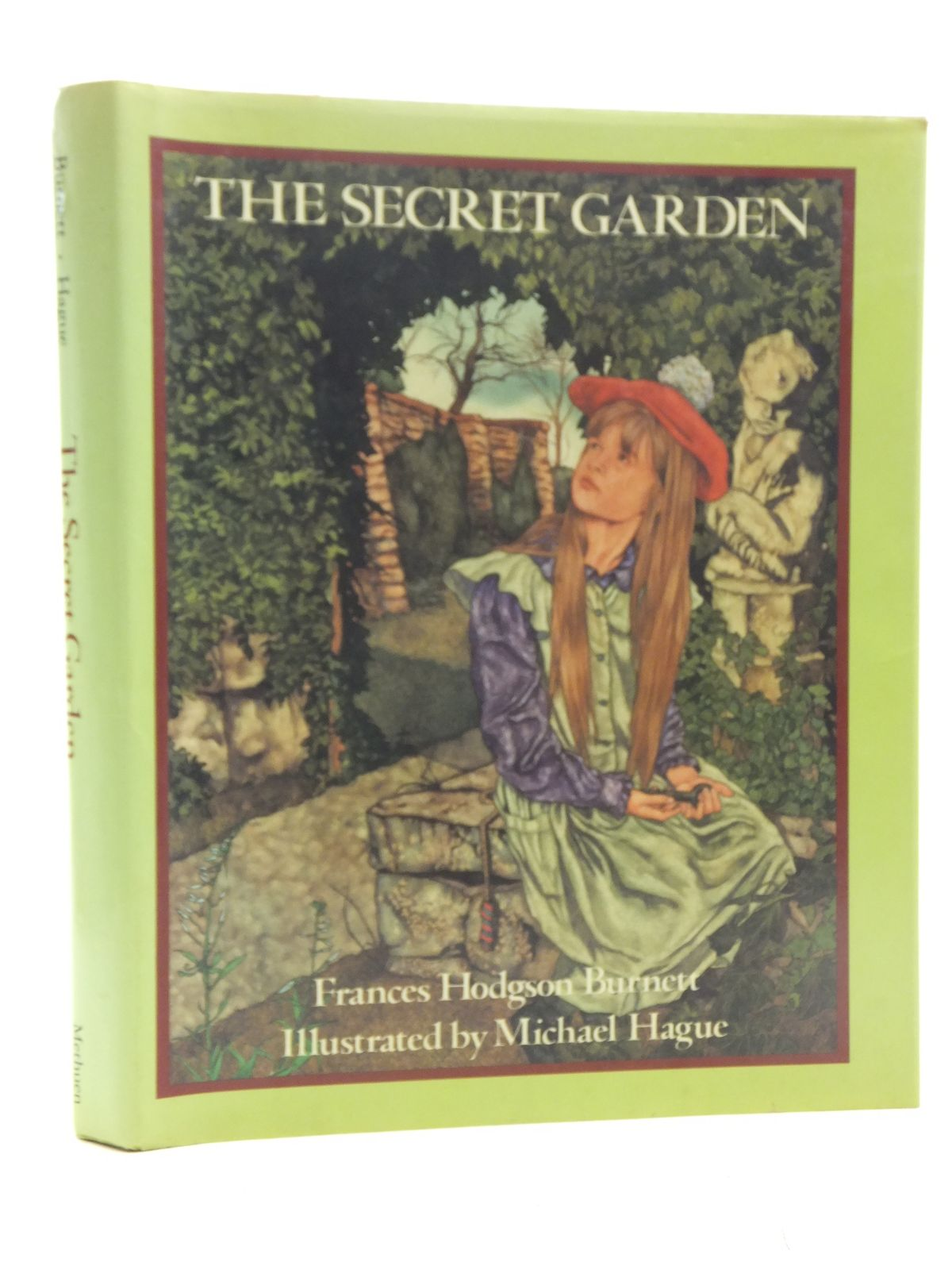 Photo of THE SECRET GARDEN written by Burnett, Frances Hodgson illustrated by Hague, Michael published by Methuen Children's Books (STOCK CODE: 2117870)  for sale by Stella & Rose's Books