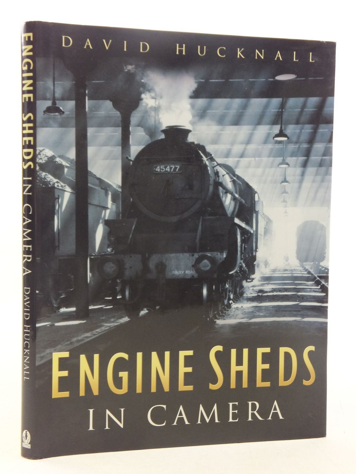 Photo of ENGINE SHEDS IN CAMERA written by Hucknall, David published by Sutton Publishing (STOCK CODE: 2117875)  for sale by Stella & Rose's Books
