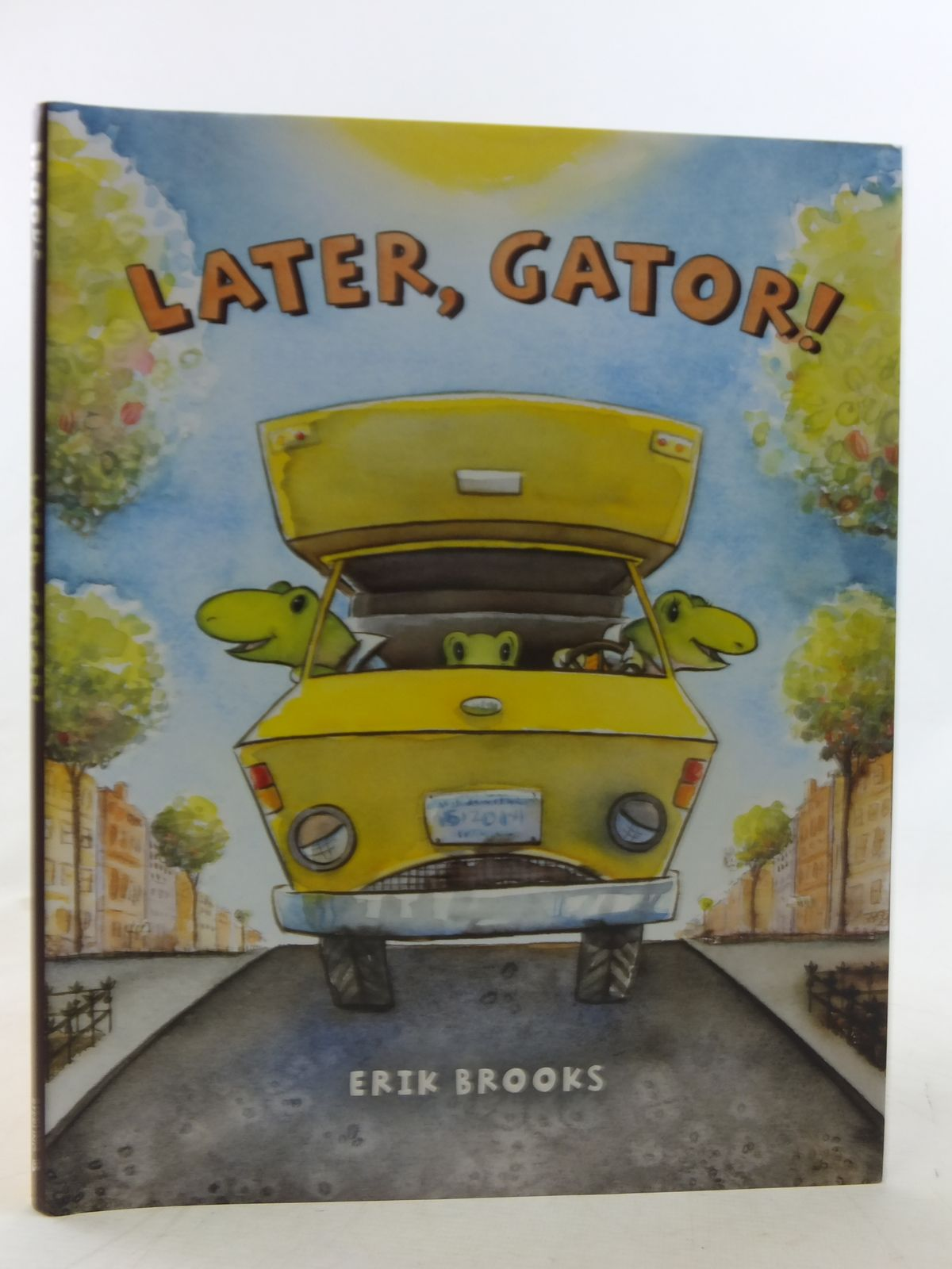 Photo of LATER, GATOR! written by Brooks, Erik illustrated by Brooks, Erik published by Sterling Children's Books (STOCK CODE: 2117907)  for sale by Stella & Rose's Books