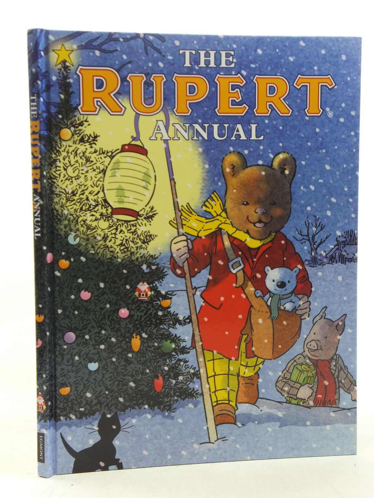 Photo of RUPERT ANNUAL 2014 written by Trotter, Stuart illustrated by Trotter, Stuart<br />Cubie, Alex<br />Harrold, John published by Egmont Uk Limited (STOCK CODE: 2117927)  for sale by Stella & Rose's Books