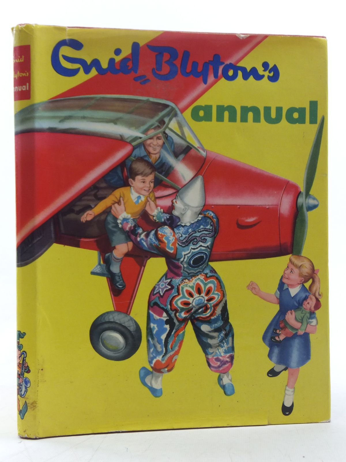 Photo of ENID BLYTON'S ANNUAL written by Blyton, Enid published by L.T.A. Robinson Ltd. (STOCK CODE: 2117935)  for sale by Stella & Rose's Books