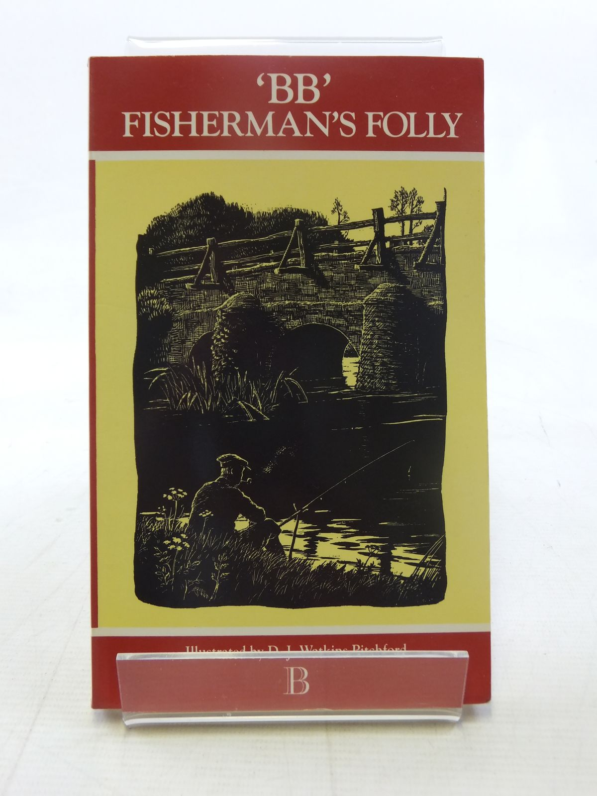 Photo of FISHERMAN'S FOLLY written by BB,  illustrated by BB,  published by The Boydell Press (STOCK CODE: 2118018)  for sale by Stella & Rose's Books
