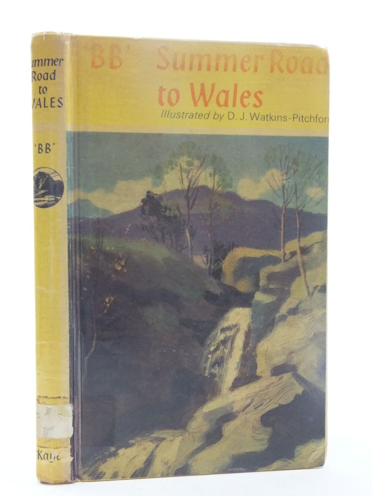 Photo of SUMMER ROAD TO WALES written by BB, illustrated by BB, published by Nicholas Kaye (STOCK CODE: 2118020)  for sale by Stella & Rose's Books