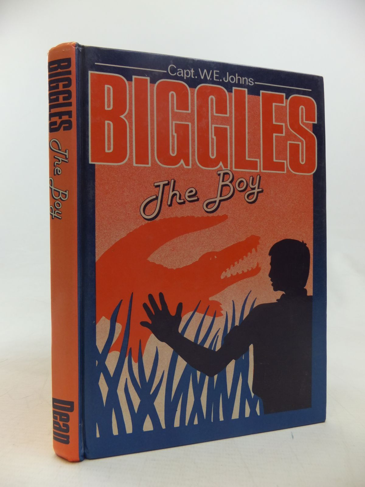 Photo of THE BOY BIGGLES written by Johns, W.E. published by Deans International Publishing (STOCK CODE: 2118079)  for sale by Stella & Rose's Books