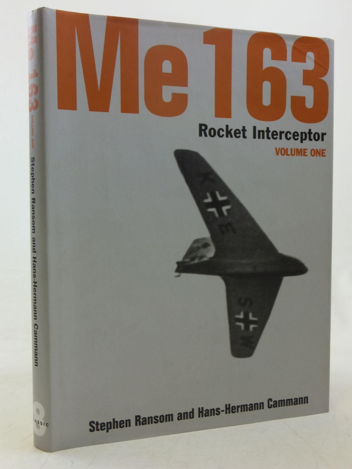 Photo of ME 163 ROCKET INTERCEPTOR VOLUME ONE
