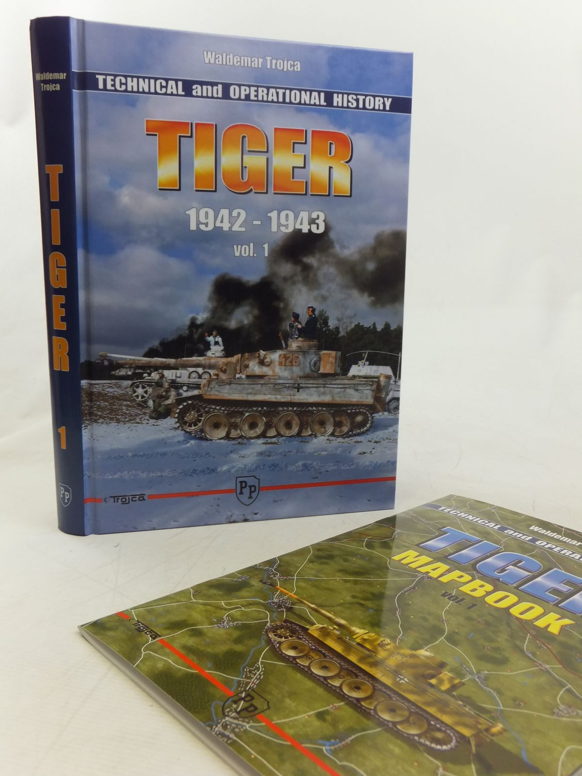 Photo of TECHNICAL AND OPERATIONAL HISTORY TIGER 1942-1973 VOL. 1 written by Trojca, Waldemar published by Model Hobby (STOCK CODE: 2118259)  for sale by Stella & Rose's Books