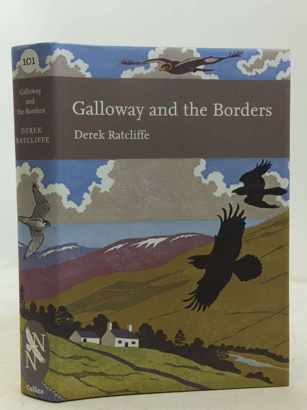 Photo of GALLOWAY AND THE BORDERS (NN 101) written by Ratcliffe, Derek published by Collins (STOCK CODE: 2118297)  for sale by Stella & Rose's Books