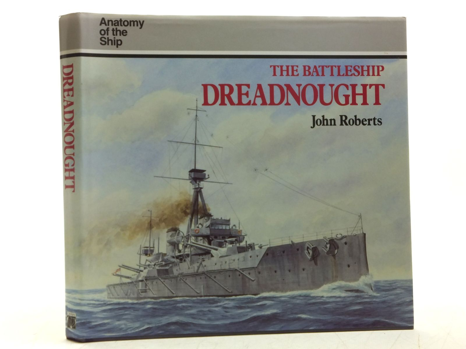 Photo of THE BATTLESHIP DREADNOUGHT written by Roberts, John published by Conway Maritime Press (STOCK CODE: 2118310)  for sale by Stella & Rose's Books