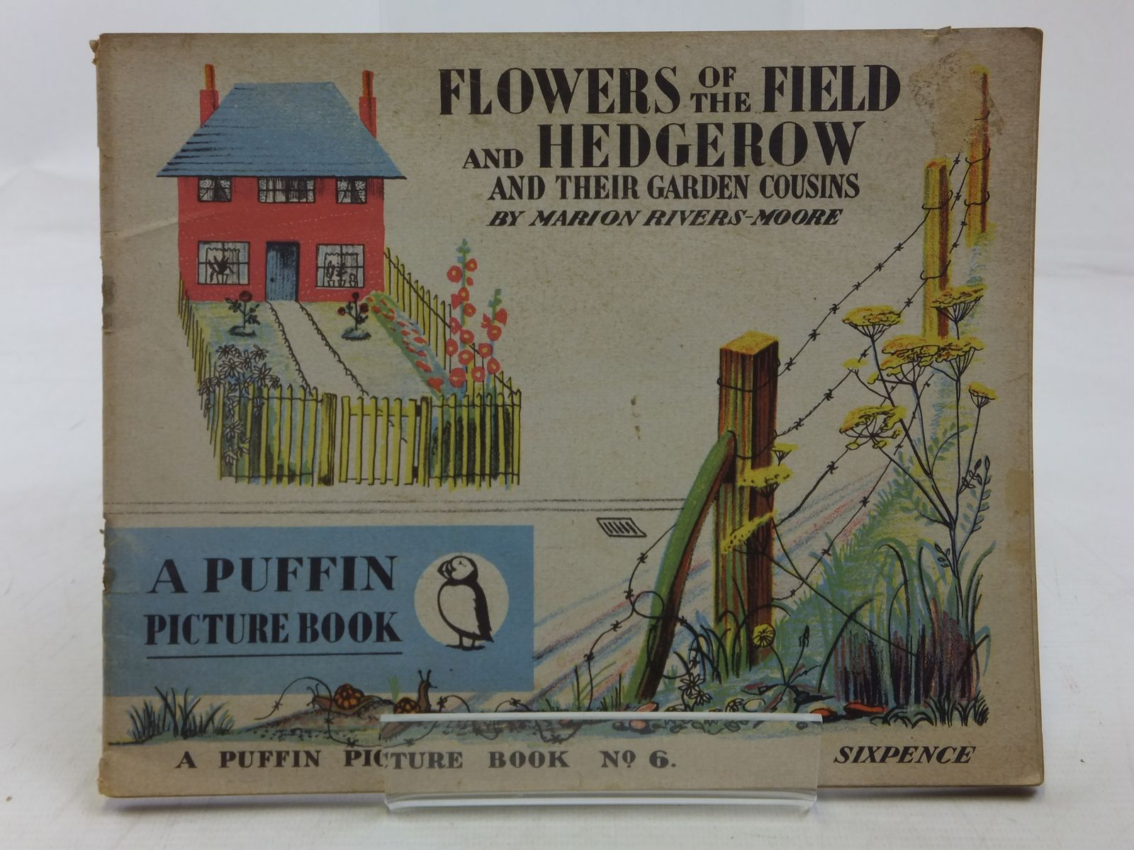 Photo of FLOWERS OF THE FIELD AND HEDGEROW AND THEIR GARDEN COUSINS