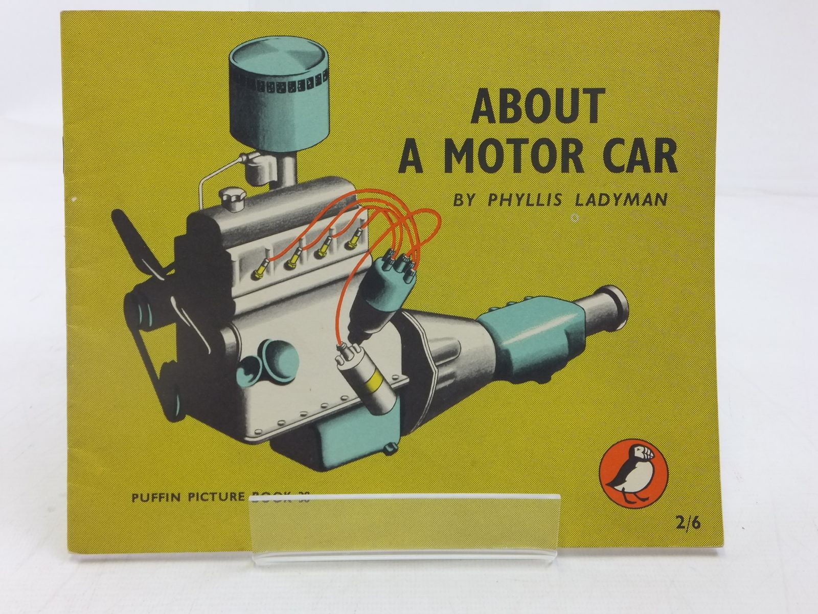 Photo of ABOUT A MOTOR CAR