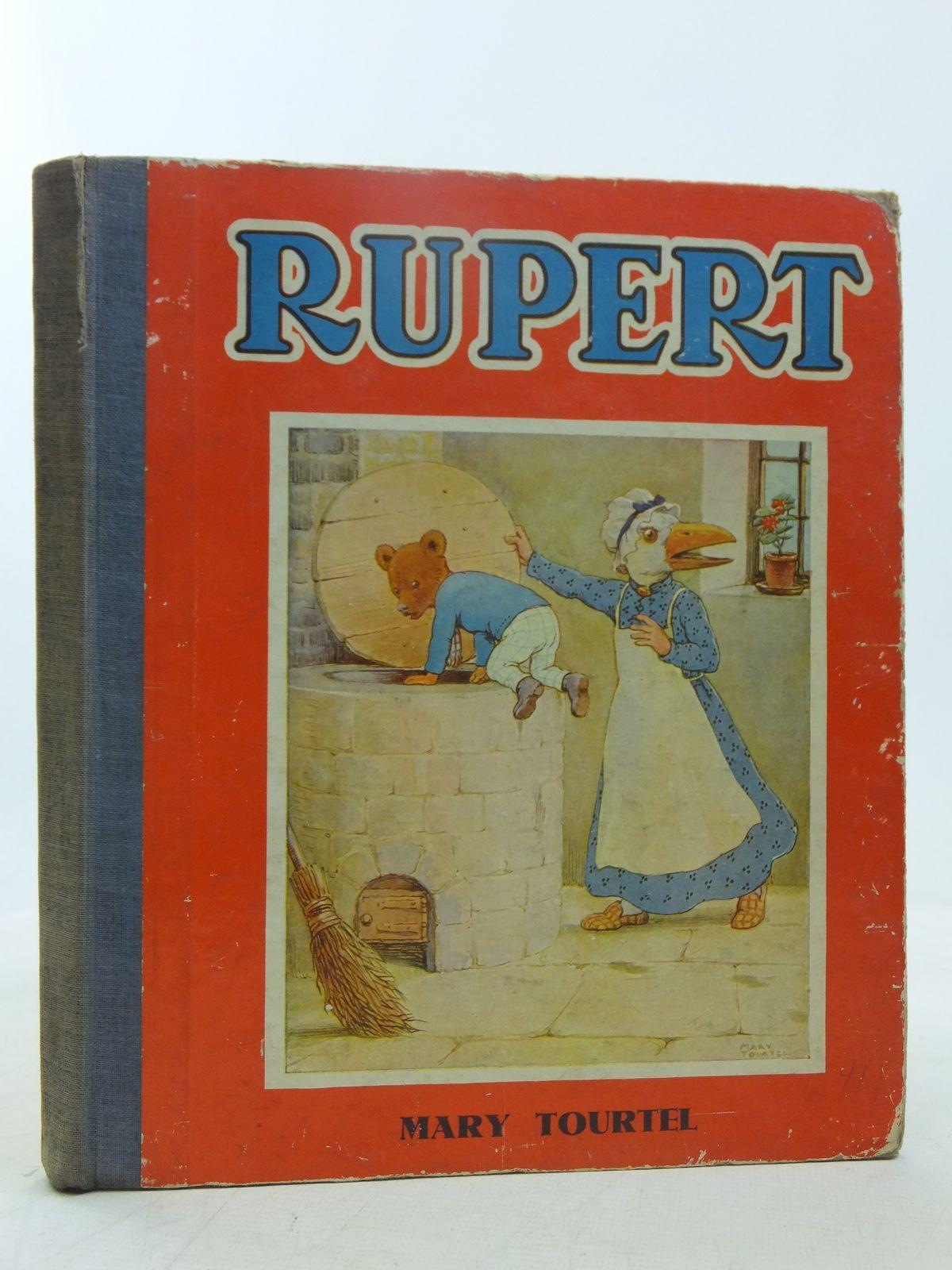 Photo of RUPERT THREE STORIES OF THE LITTLE BEARS ADVENTURES