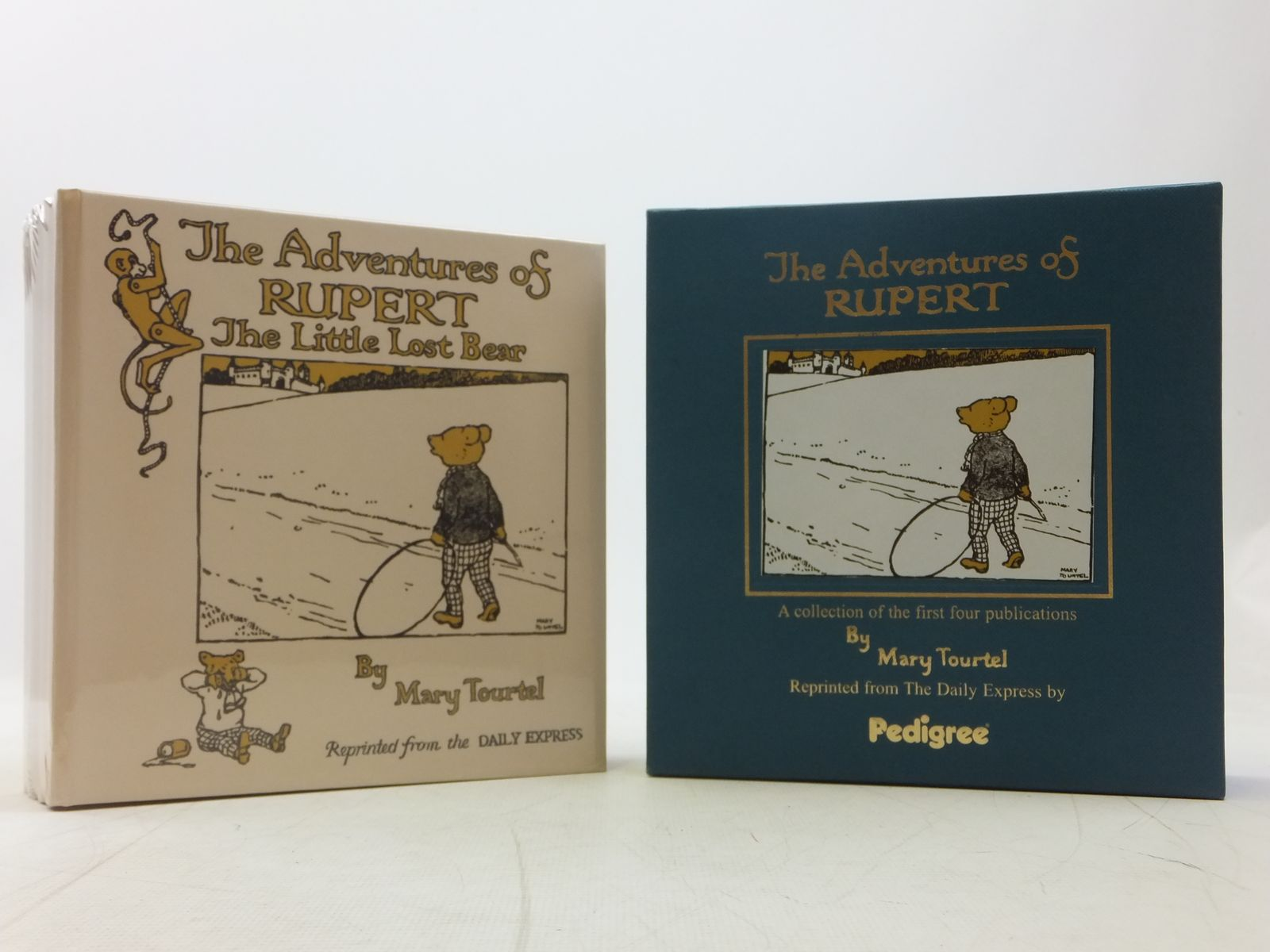 Photo of THE ADVENTURES OF RUPERT