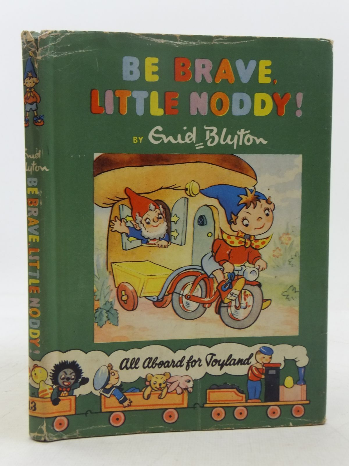 Photo of BE BRAVE LITTLE NODDY!- Stock Number: 2118365