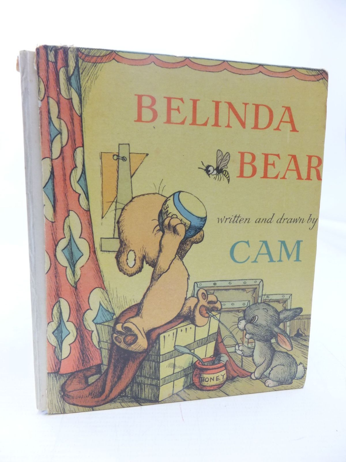 Photo of BELINDA BEAR written by Cam,  illustrated by Cam,  published by The Bodley Head (STOCK CODE: 2118399)  for sale by Stella & Rose's Books