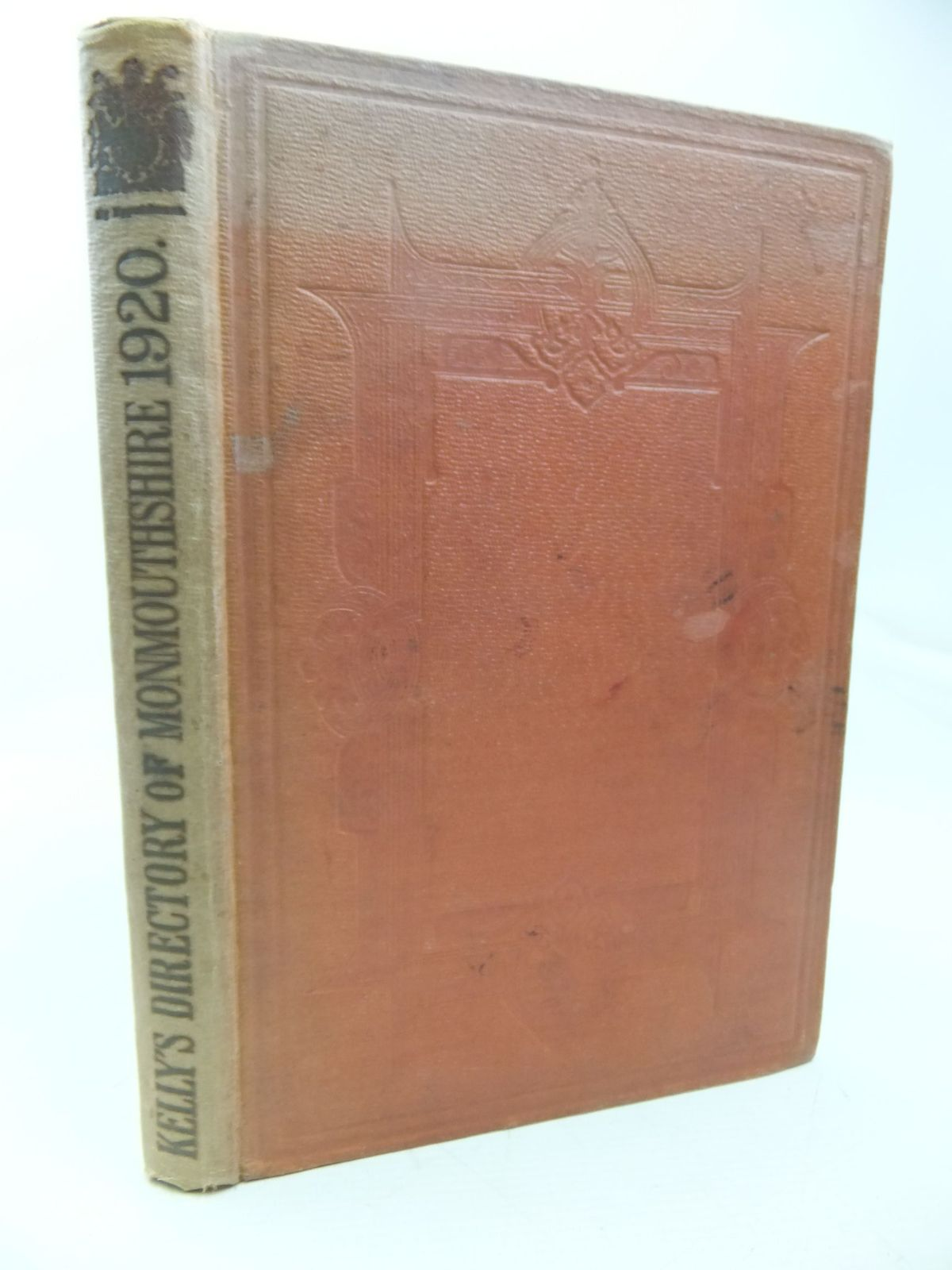 Photo of KELLY'S DIRECTORY OF MONMOUTHSHIRE 1920