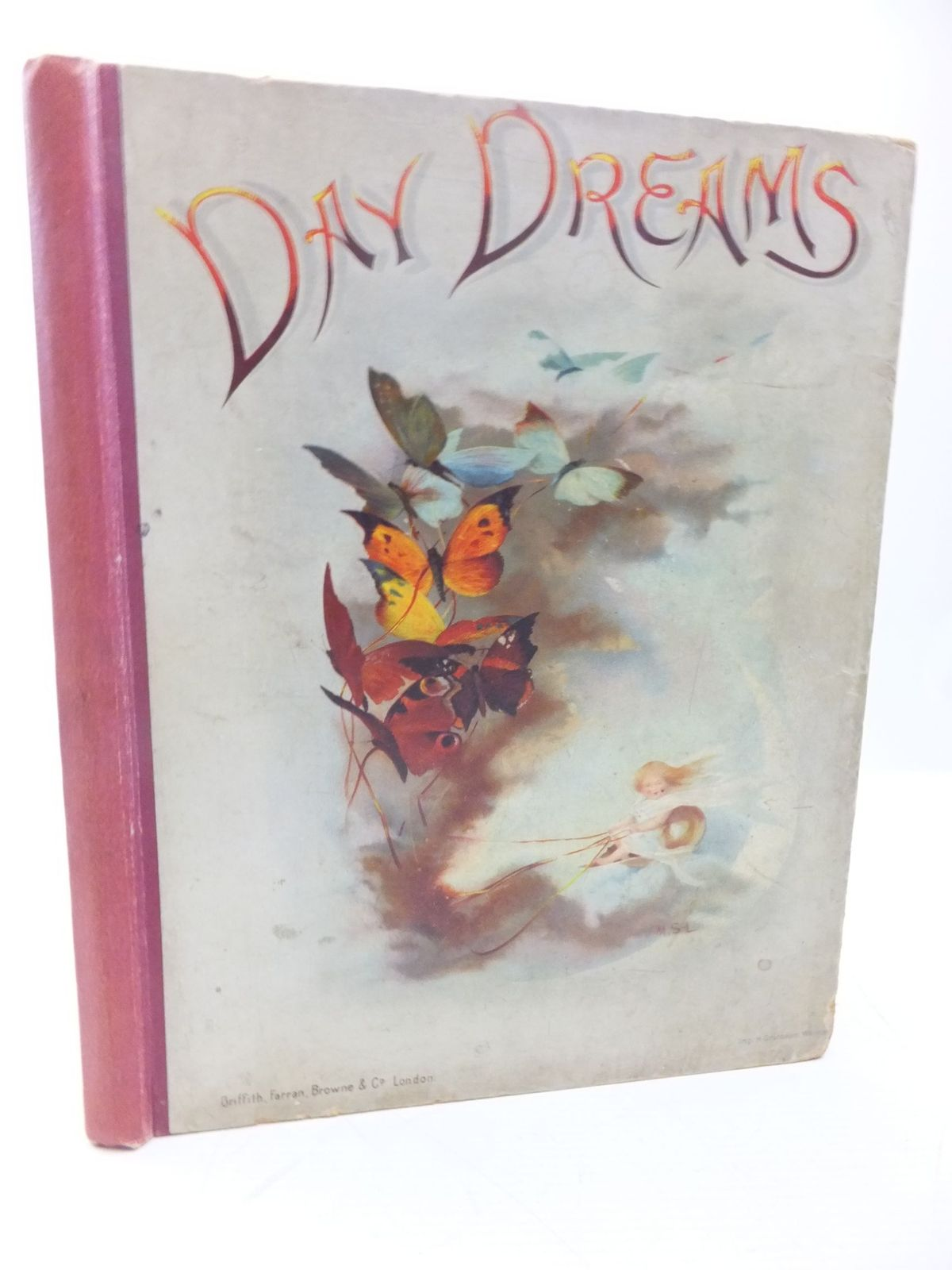 Photo of DAY DREAMS written by Swete, Mona published by Griffith Farran Browne & Co Limited. (STOCK CODE: 2118451)  for sale by Stella & Rose's Books