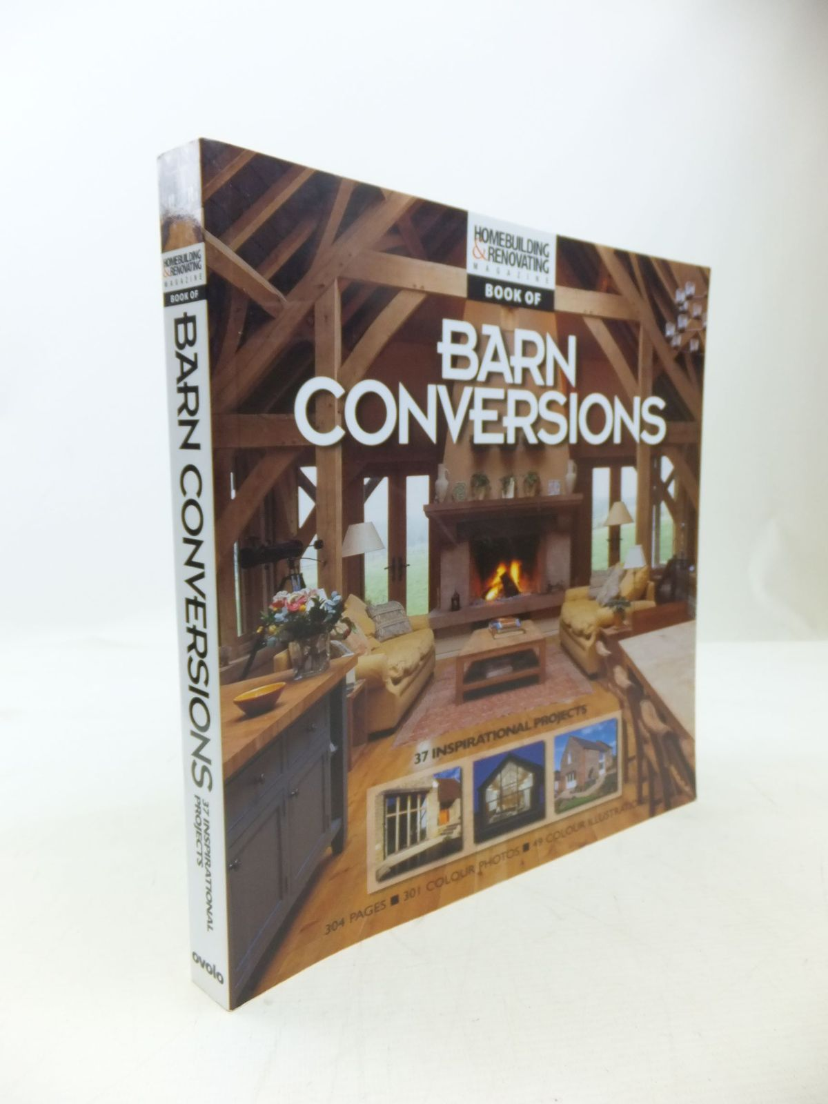 Photo of HOMEBUILDING & RENOVATING MAGAZINE BOOK OF BARN CONVERSIONS published by Ovolo Books (STOCK CODE: 2118506)  for sale by Stella & Rose's Books