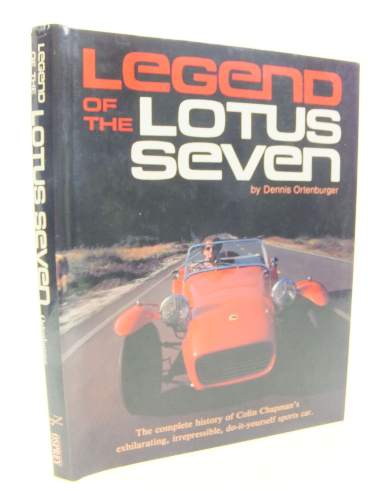 Photo of LEGEND OF THE LOTUS SEVEN written by Ortenburger, Dennis published by Osprey Publishing (STOCK CODE: 2118570)  for sale by Stella & Rose's Books