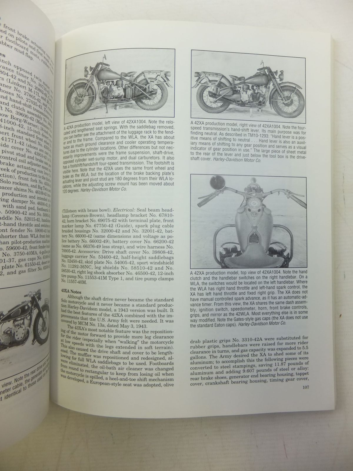Photo of HOW TO RESTORE YOUR MILITARY HARLEY-DAVIDSON 1932-1952 written by Palmer, Bruce published by MBI Publishing (STOCK CODE: 2118587)  for sale by Stella & Rose's Books