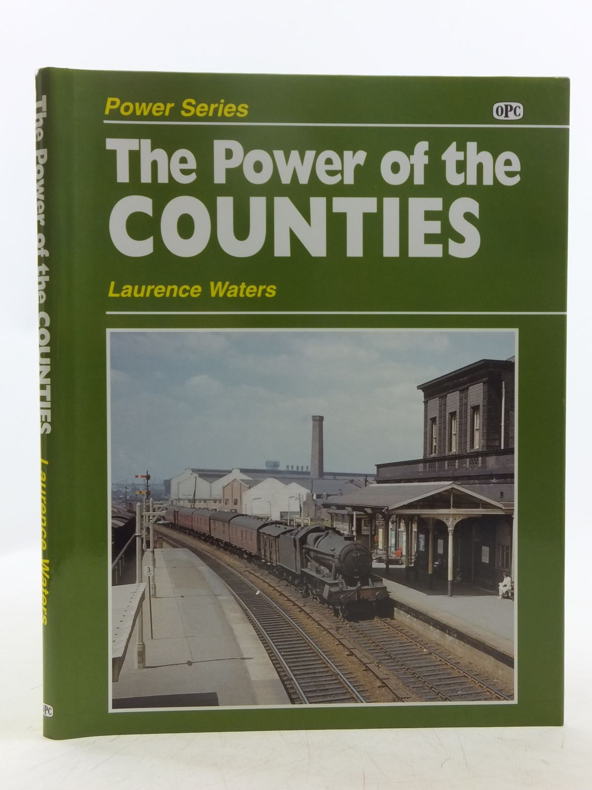 Photo of THE POWER OF THE COUNTIES written by Waters, Laurence published by Oxford Publishing (STOCK CODE: 2118683)  for sale by Stella & Rose's Books