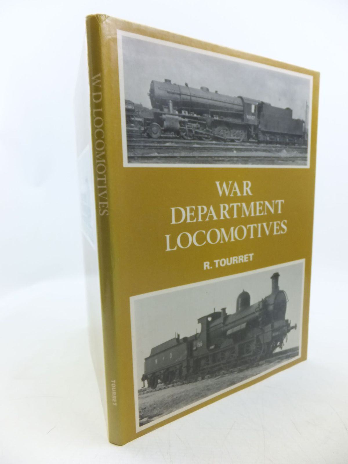 Photo of WAR DEPARTMENT LOCOMOTIVES written by Tourret, R. published by Tourrett Publishing (STOCK CODE: 2118708)  for sale by Stella & Rose's Books