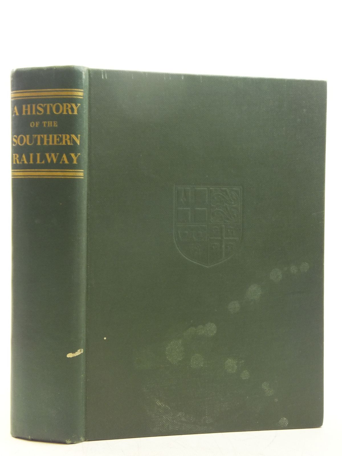 Photo of A HISTORY OF THE SOUTHERN RAILWAY written by Marshall, C.F. Dendy published by Southern Railway Company (STOCK CODE: 2118720)  for sale by Stella & Rose's Books
