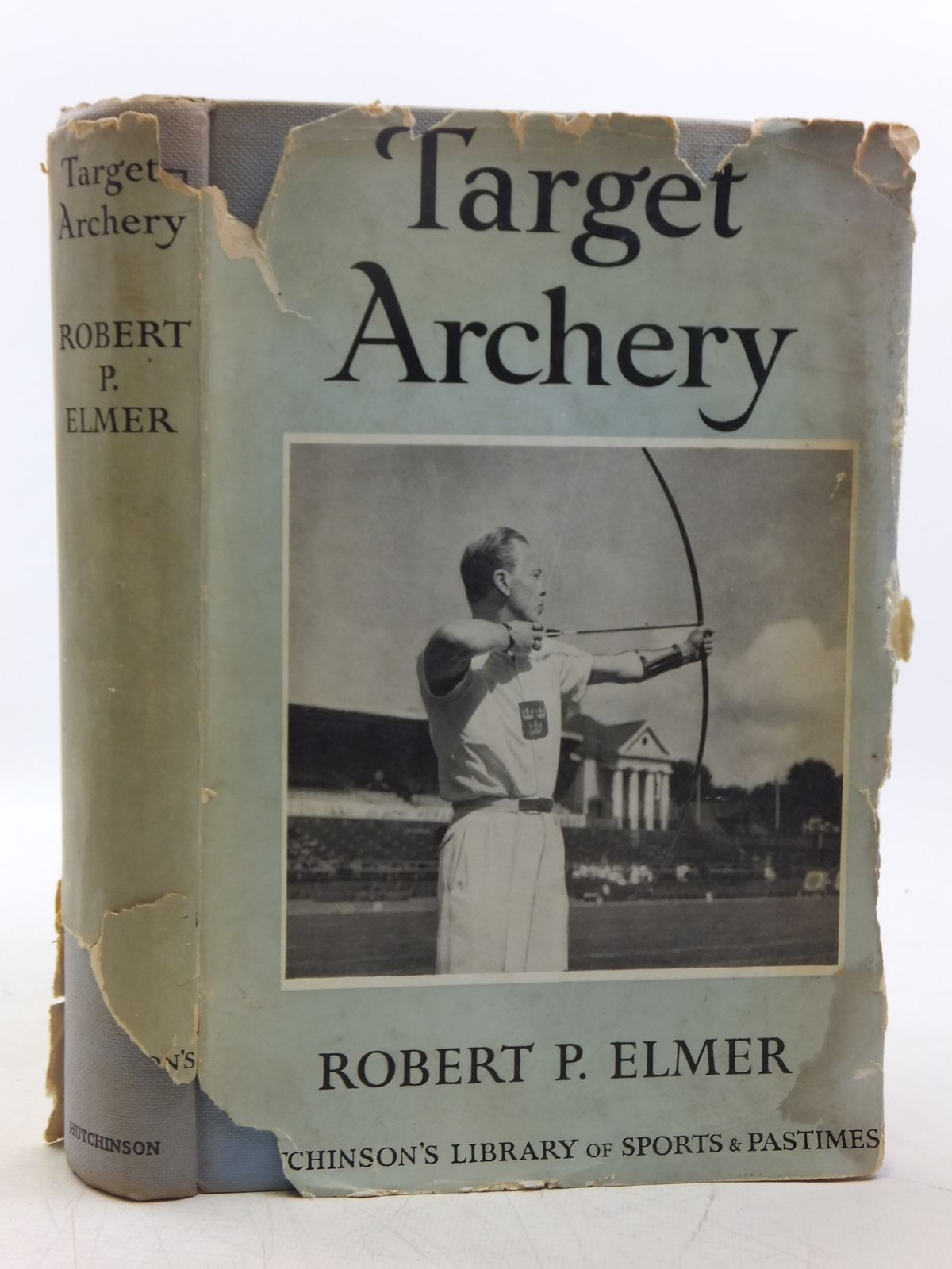 Photo of TARGET ARCHERY written by Elmer, Robert P. published by Hutchinson (STOCK CODE: 2118723)  for sale by Stella & Rose's Books