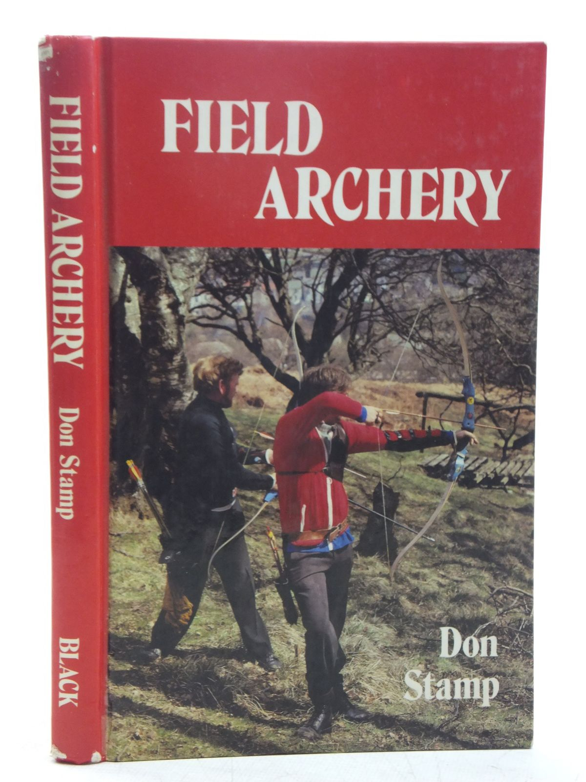Photo of FIELD ARCHERY written by Stamp, Don published by A. & C. Black (STOCK CODE: 2118747)  for sale by Stella & Rose's Books