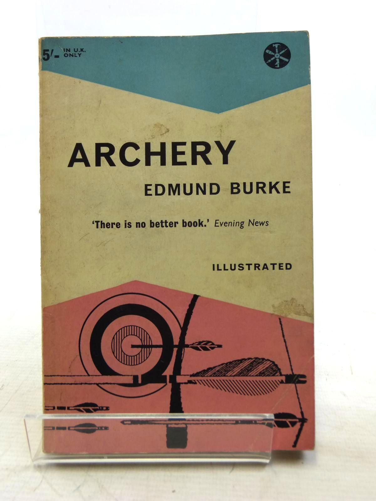 Photo of ARCHERY written by Burke, Edmund published by Arco Publications (STOCK CODE: 2118764)  for sale by Stella & Rose's Books