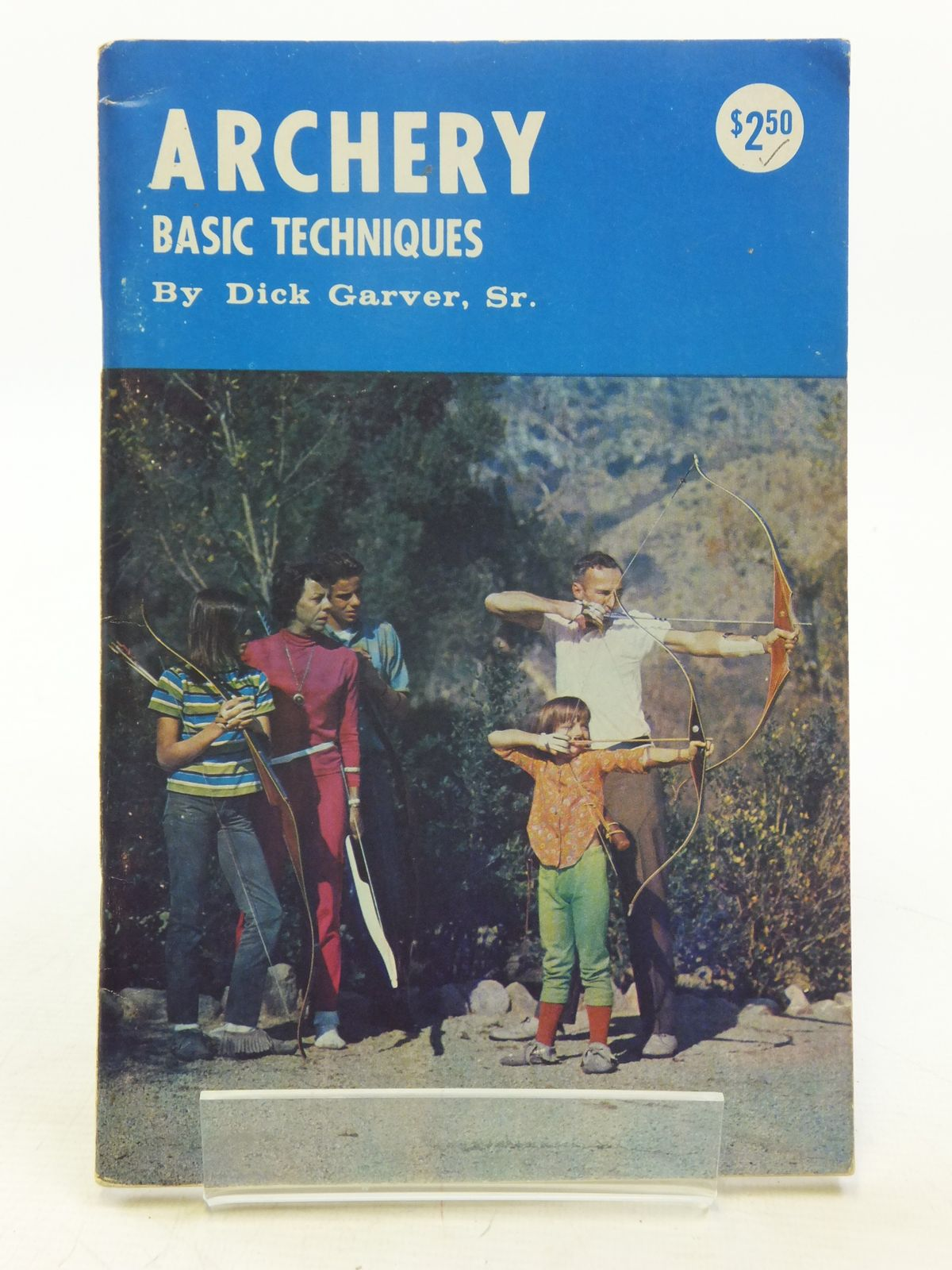 Photo of ARCHERY BASIC TECHNIQUES