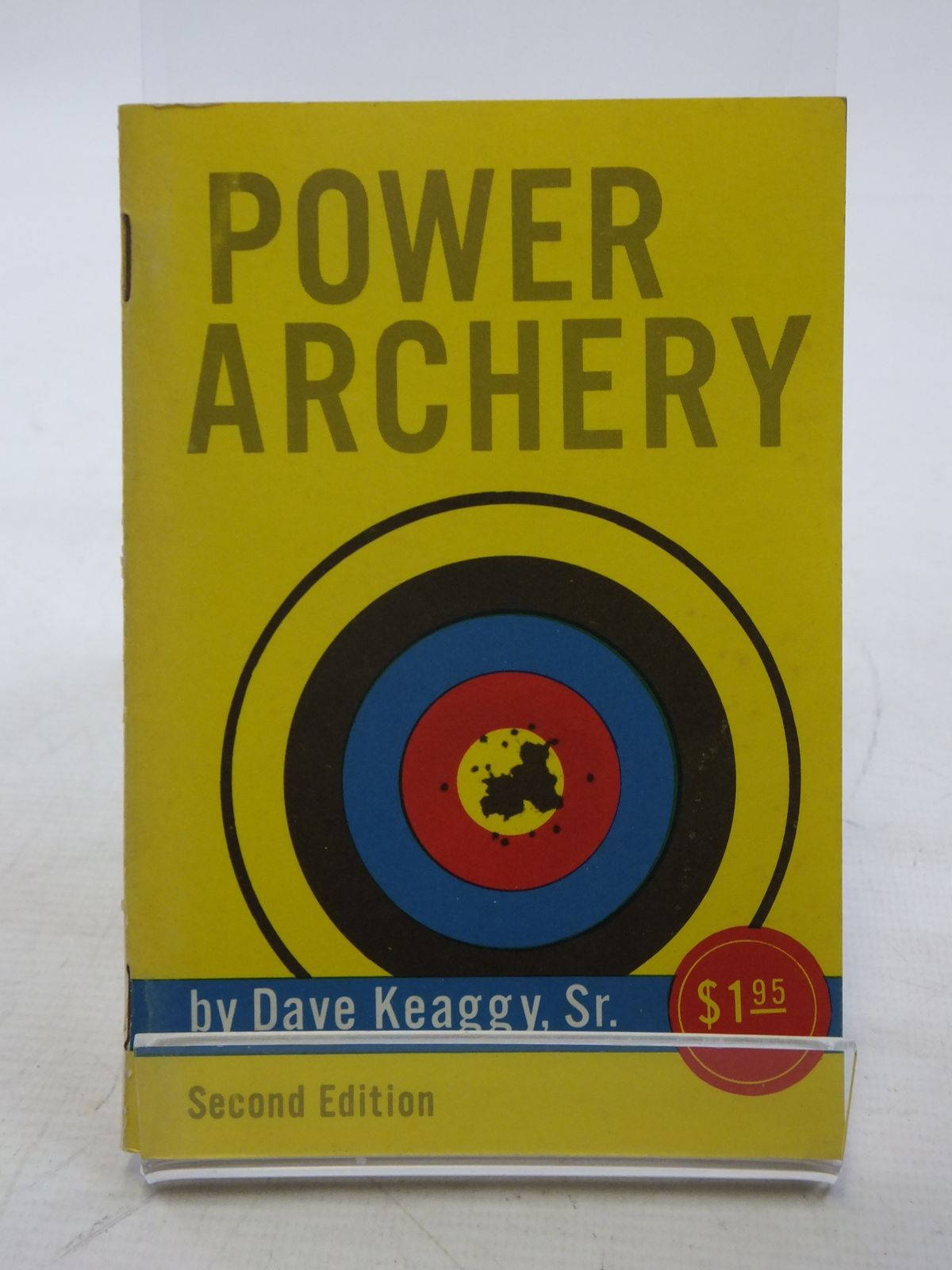 Photo of POWER ARCHERY written by Keaggy, David J. (STOCK CODE: 2118773)  for sale by Stella & Rose's Books
