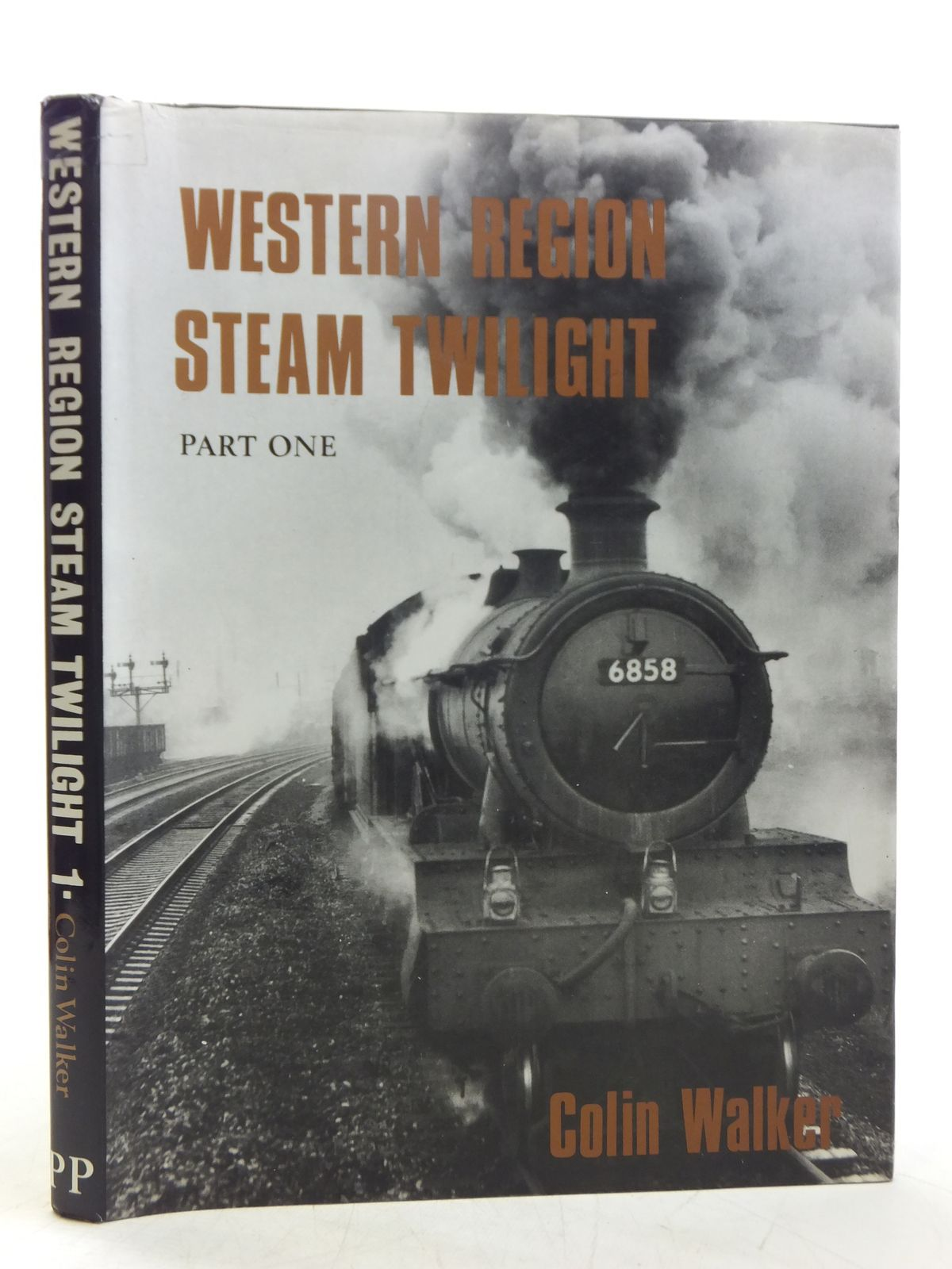 Photo of WESTERN REGION STEAM TWILIGHT PART ONE written by Walker, Colin published by Pendyke Publications (STOCK CODE: 2118787)  for sale by Stella & Rose's Books