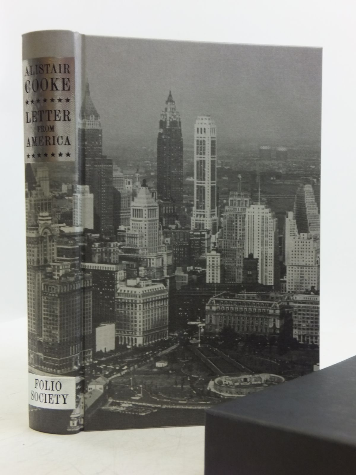 Photo of LETTER FROM AMERICA 1946-2004 written by Cooke, Alistair published by Folio Society (STOCK CODE: 2118899)  for sale by Stella & Rose's Books