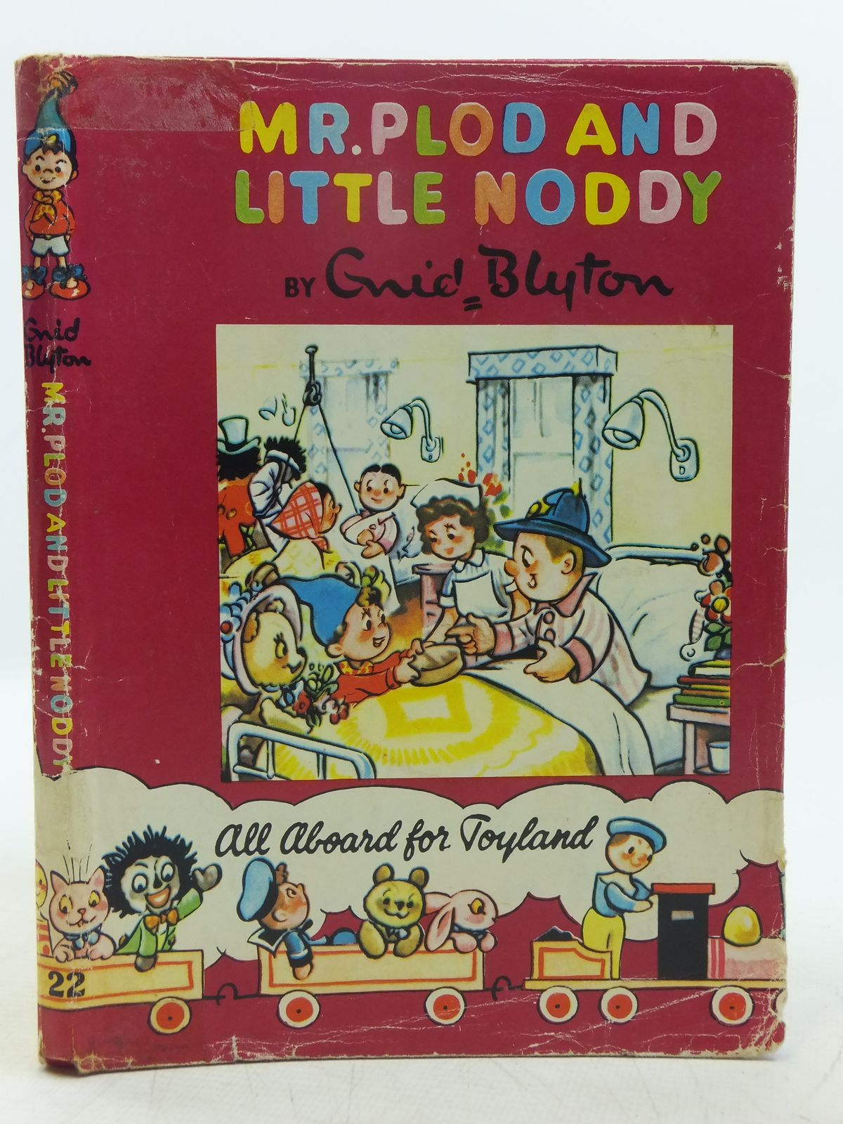Photo of MR. PLOD AND LITTLE NODDY- Stock Number: 2118920