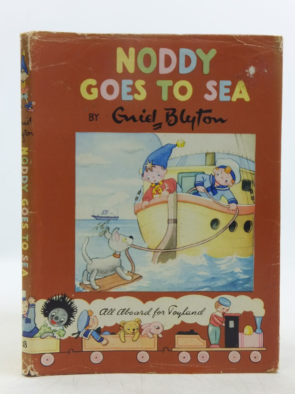 Photo of NODDY GOES TO SEA- Stock Number: 2118924