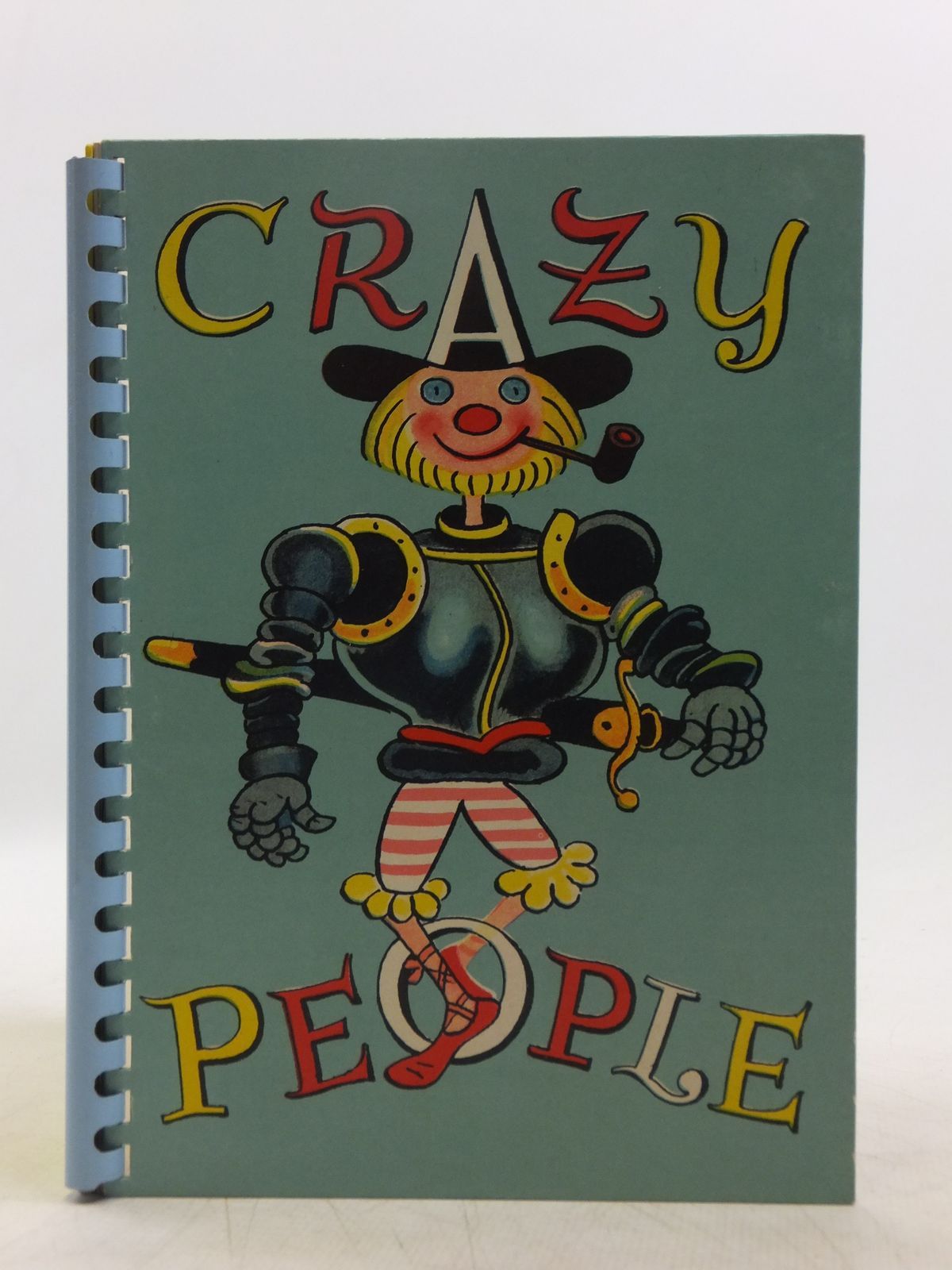 Photo of 8192 CRAZY PEOPLE illustrated by Trier, Walter published by Atrium Press Ltd. (STOCK CODE: 2118929)  for sale by Stella & Rose's Books