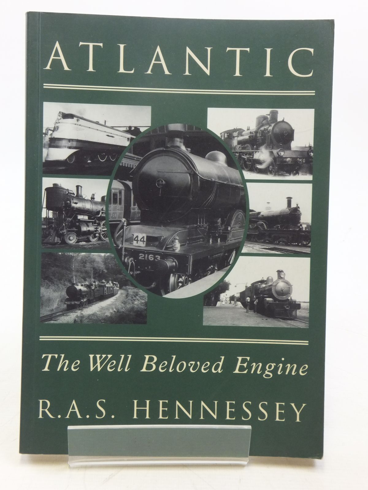 Photo of ATLANTIC THE WELL BELOVED ENGINE written by Hennessey, R.A.S. published by Tempus (STOCK CODE: 2118979)  for sale by Stella & Rose's Books