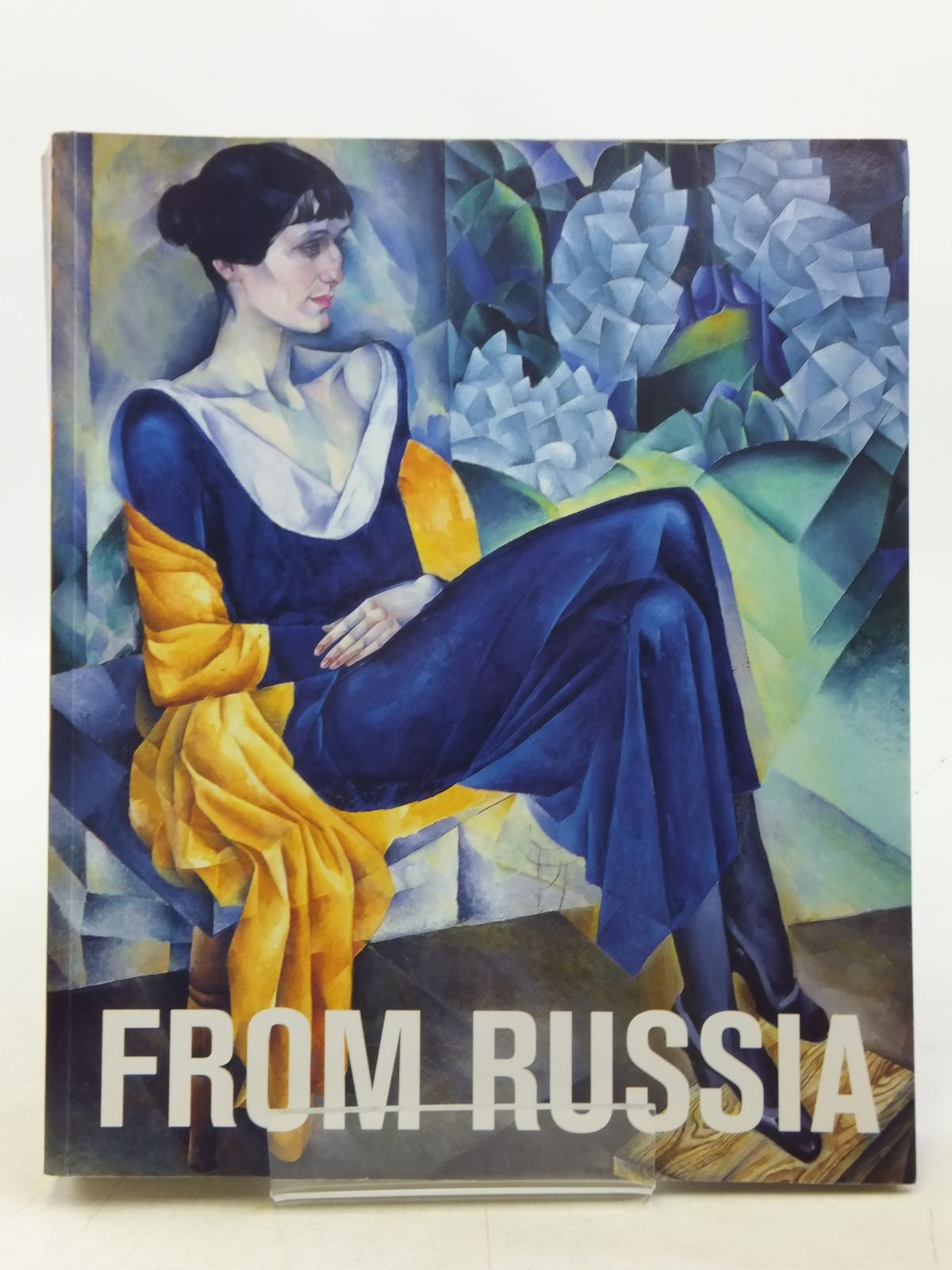 Photo of FROM RUSSIA FRENCH AND RUSSIAN MASTER PAINTINGS 1870-1925 published by Royal Academy of Arts (STOCK CODE: 2119024)  for sale by Stella & Rose's Books