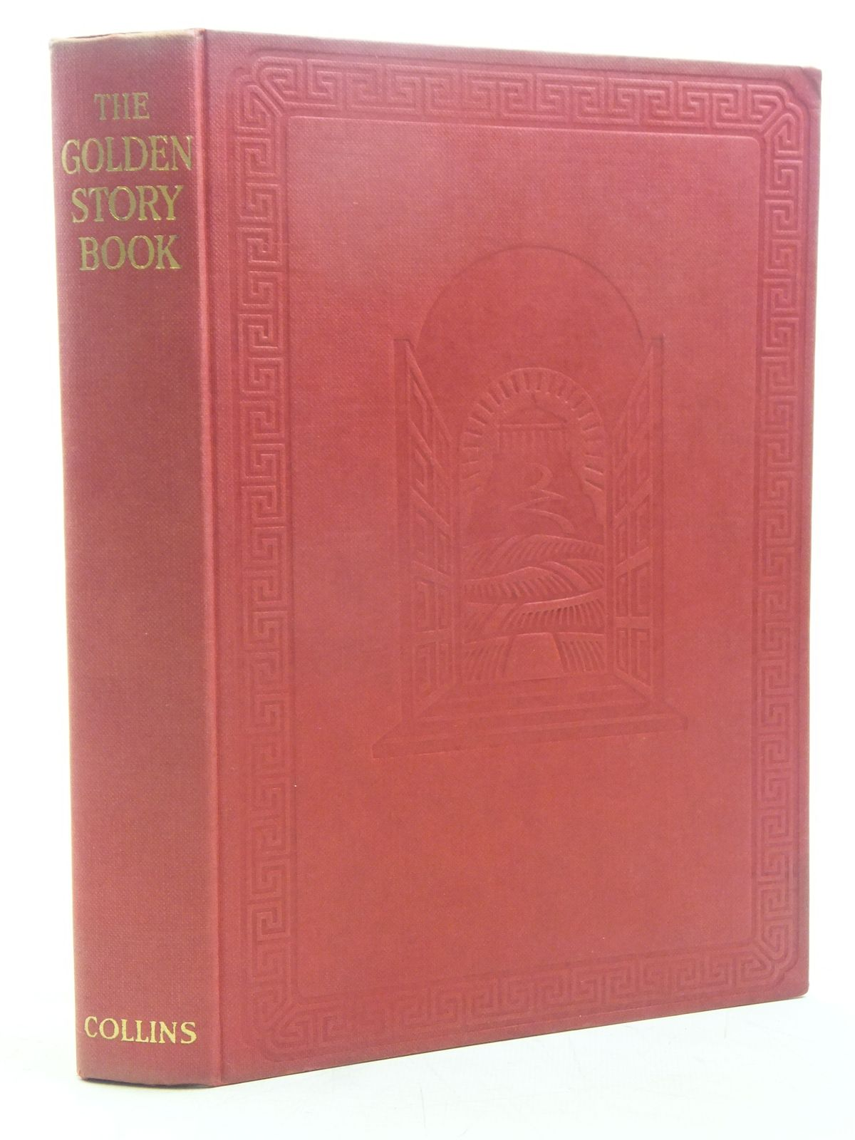 Photo of THE GOLDEN STORY BOOK