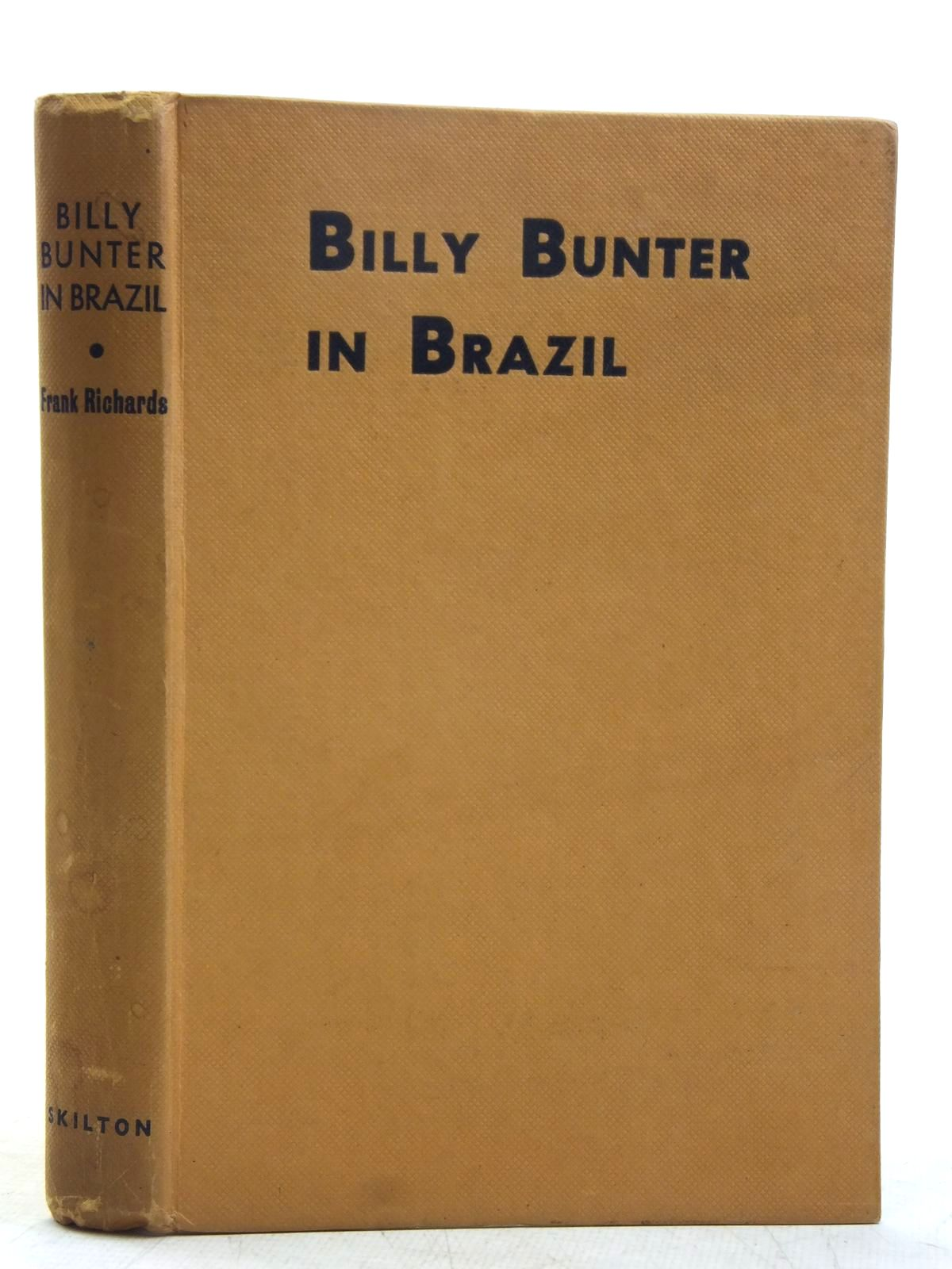 Photo of BILLY BUNTER IN BRAZIL