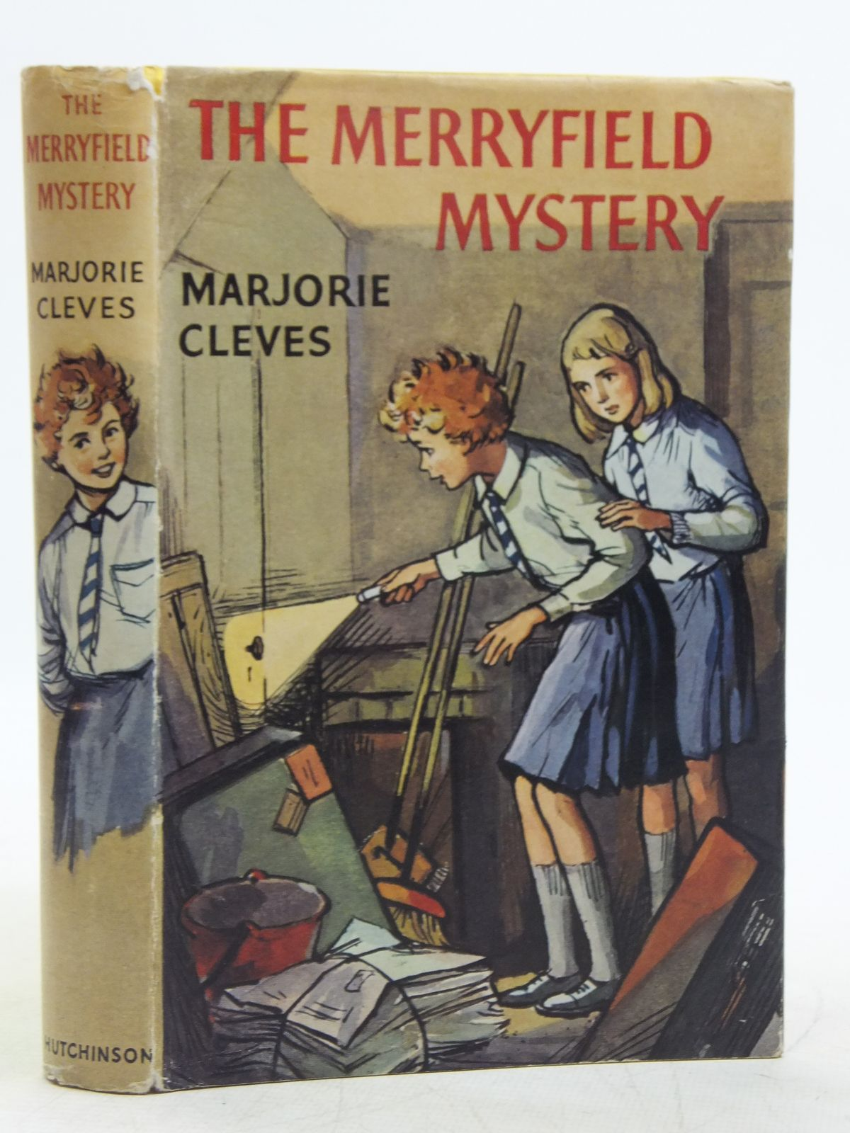 Photo of THE MERRYFIELD MYSTERY written by Cleves, Marjorie published by Hutchinson of London (STOCK CODE: 2119138)  for sale by Stella & Rose's Books