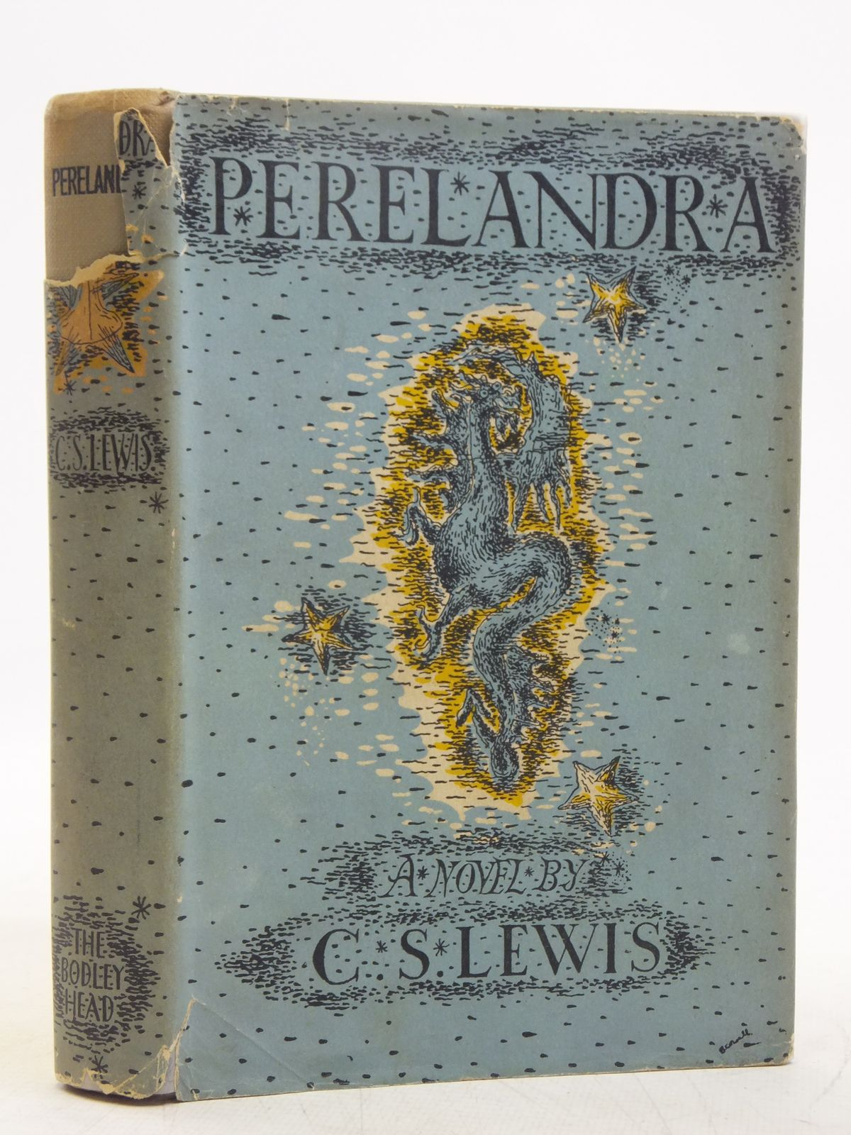 Photo of PERELANDRA written by Lewis, C.S. published by John Lane The Bodley Head (STOCK CODE: 2119174)  for sale by Stella & Rose's Books