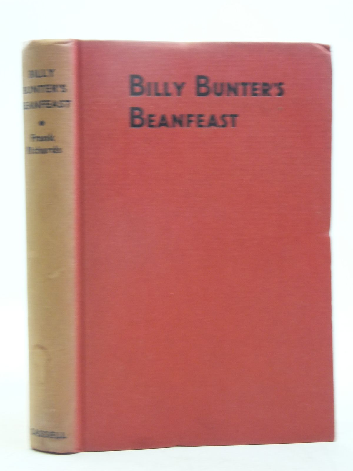 Photo of BILLY BUNTER'S BEANFEAST