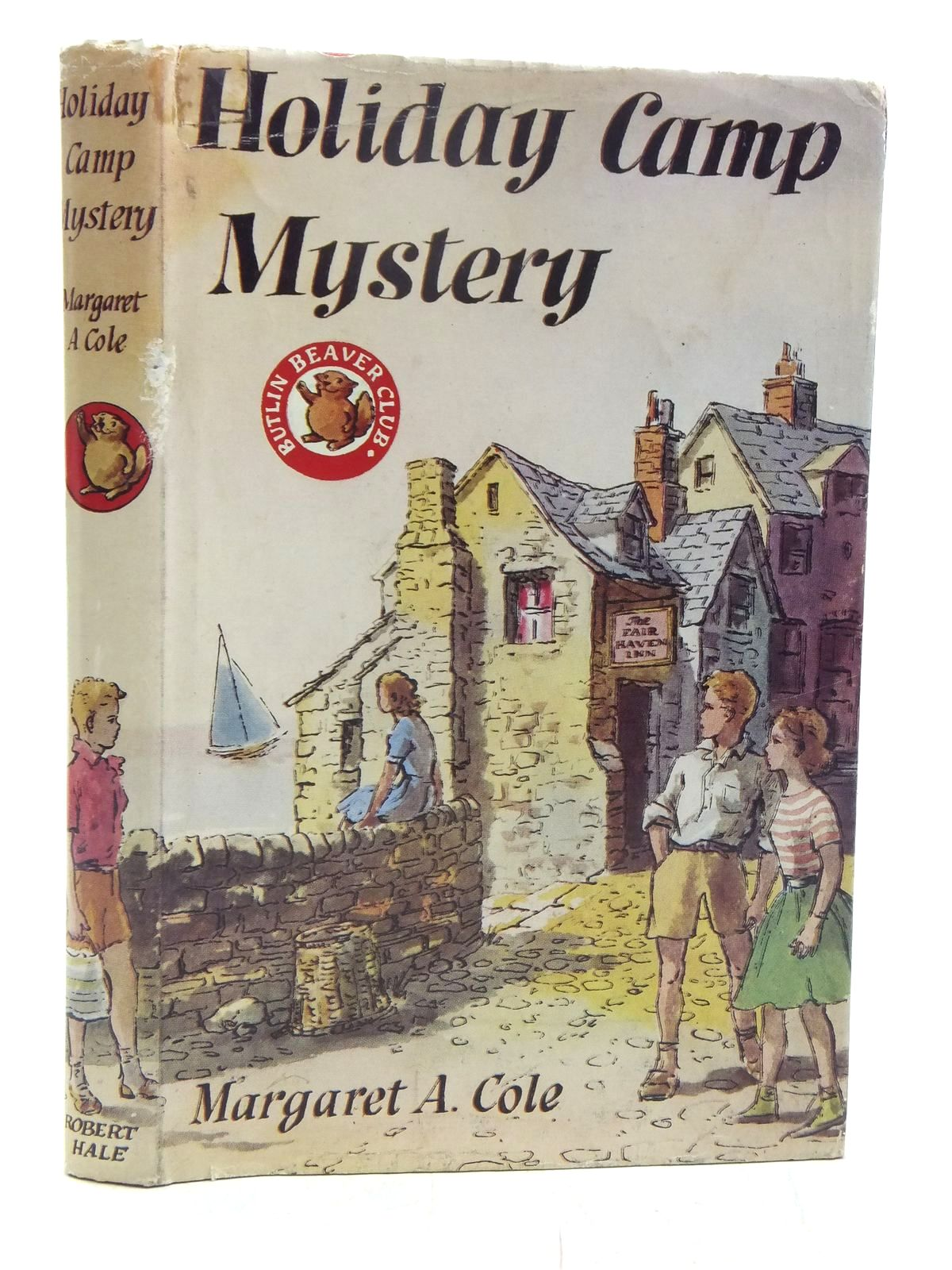 Photo of HOLIDAY CAMP MYSTERY written by Cole, Margaret A. published by Robert Hale Limited (STOCK CODE: 2119184)  for sale by Stella & Rose's Books