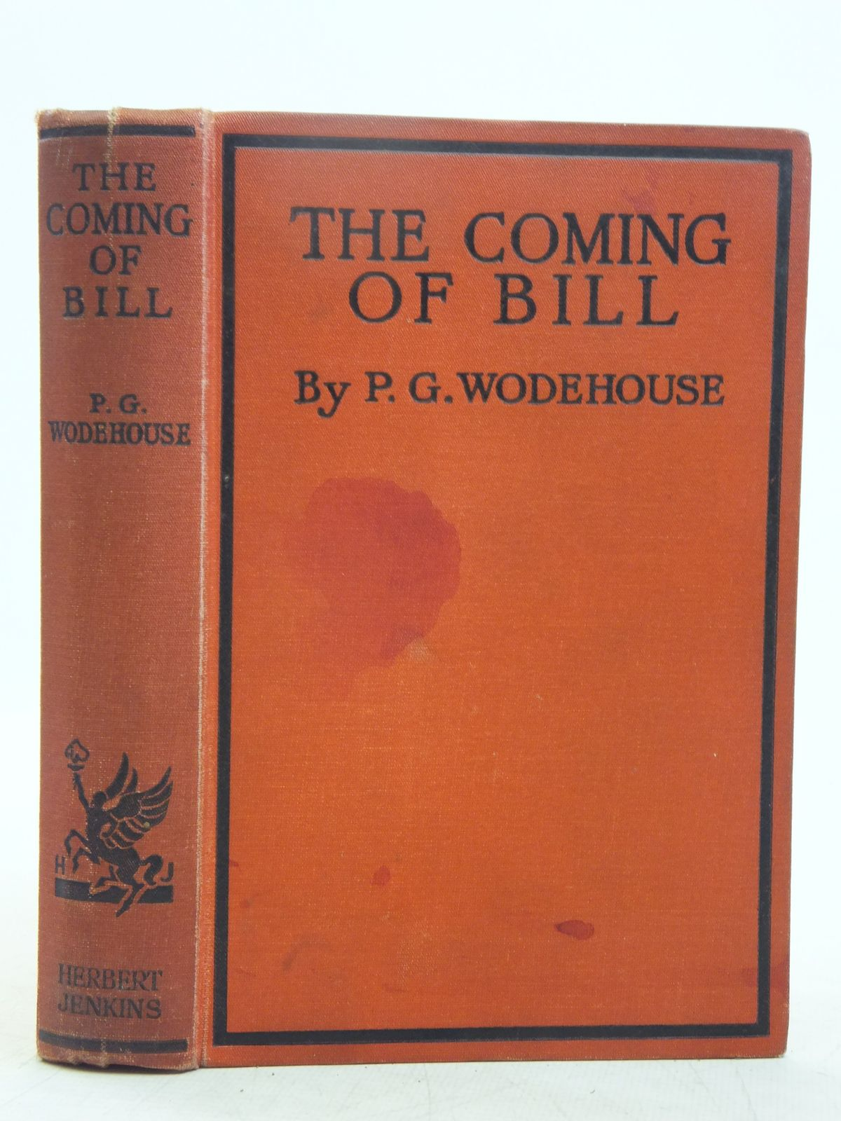 Photo of THE COMING OF BILL