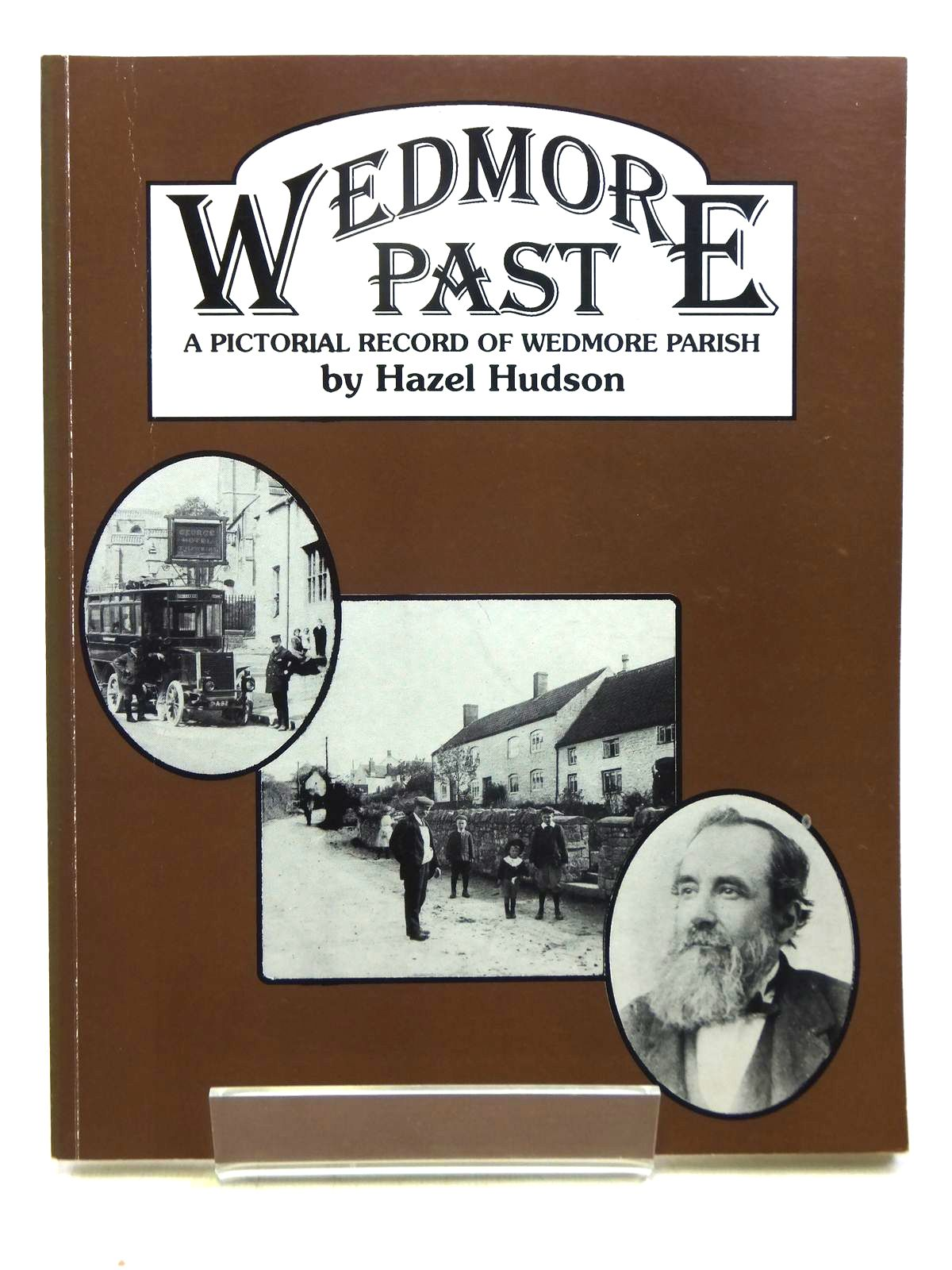 Photo of WEDMORE PAST A PICTORIAL RECORD OF WEDMORE PARISH written by Hudson, Hazel published by Hazel Hudson (STOCK CODE: 2119201)  for sale by Stella & Rose's Books