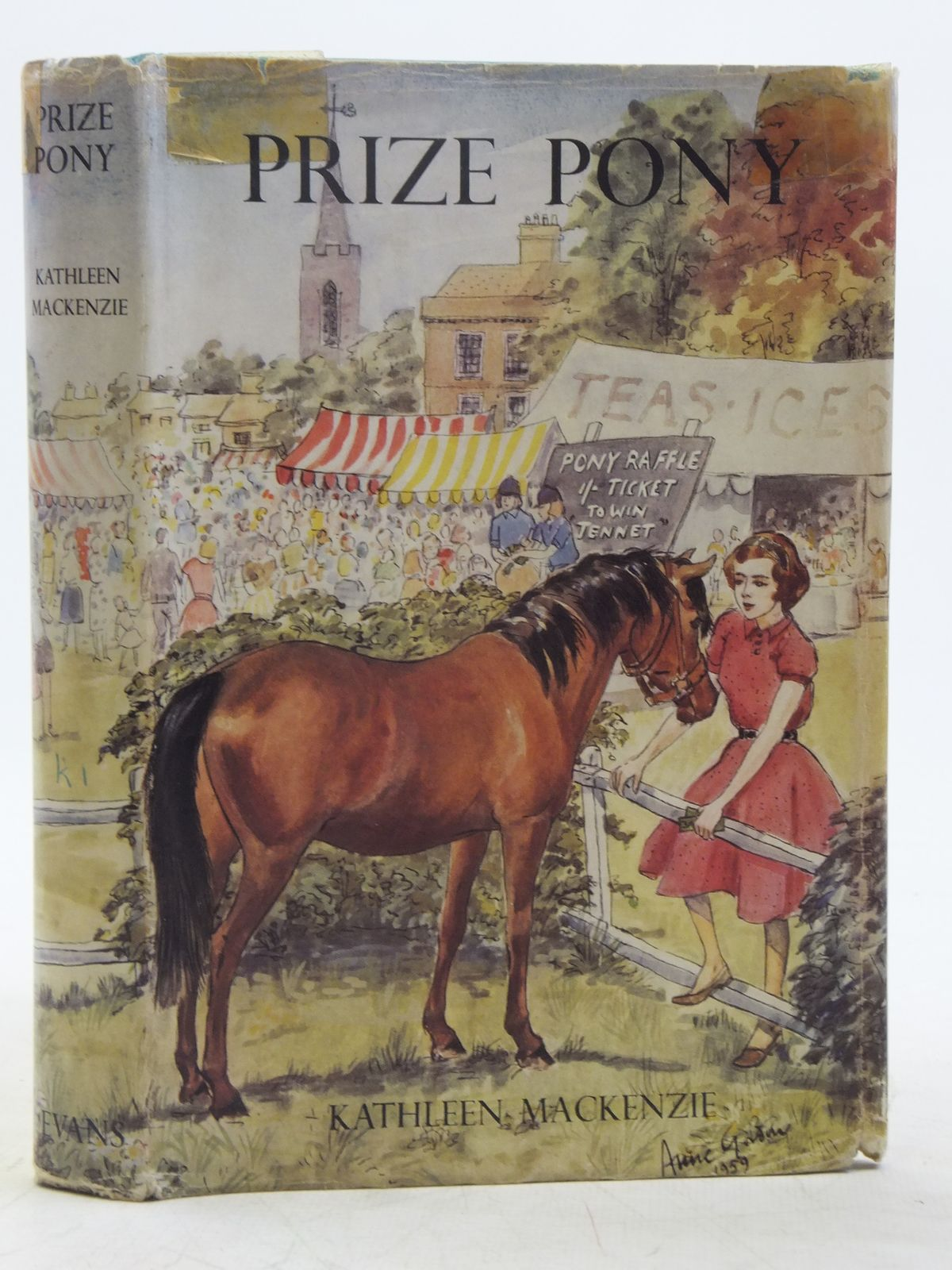 Photo of PRIZE PONY