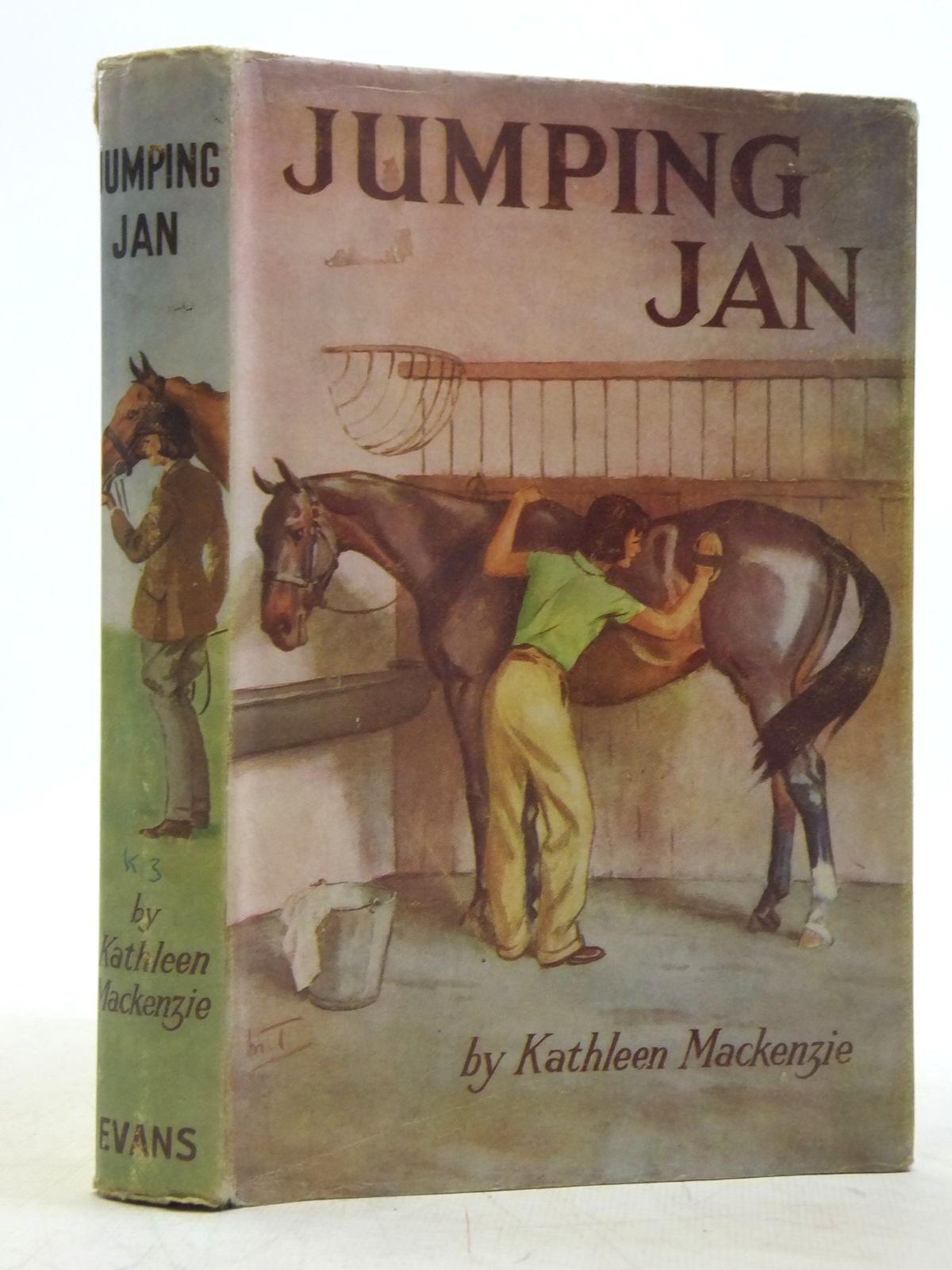 Photo of JUMPING JAN