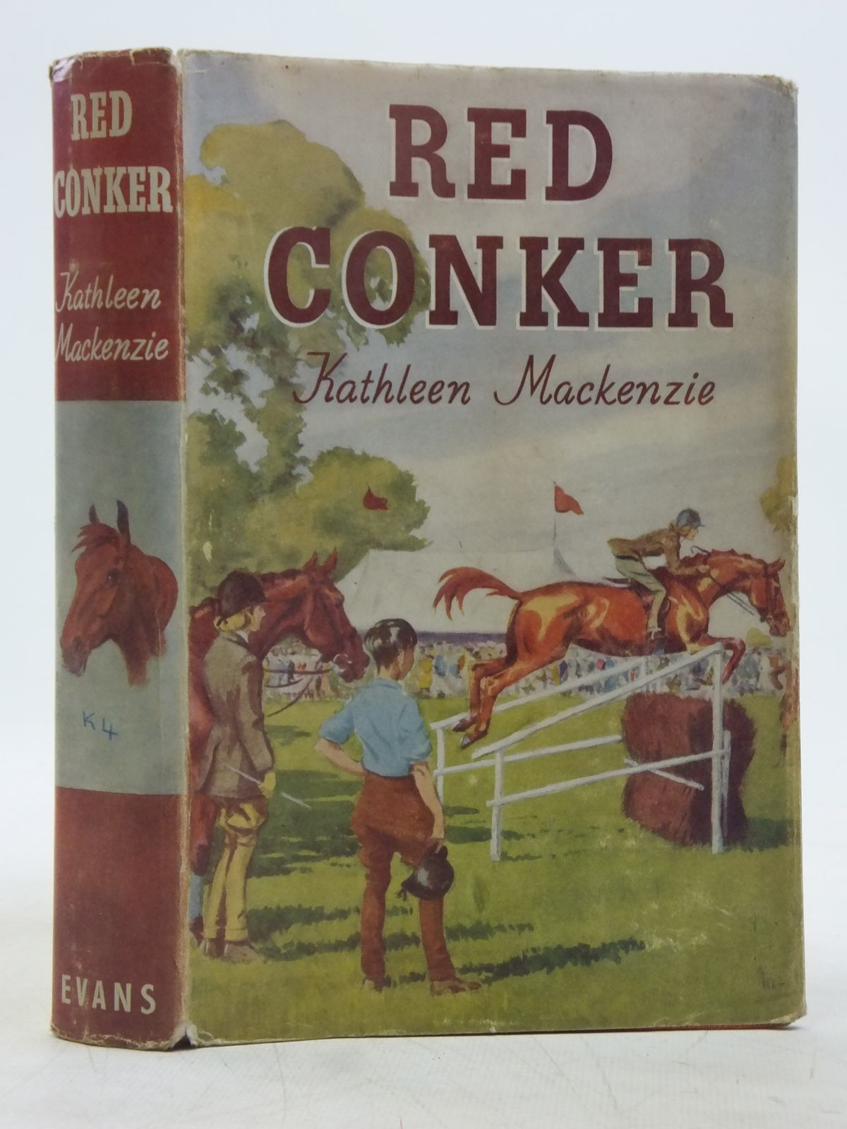 Photo of RED CONKER